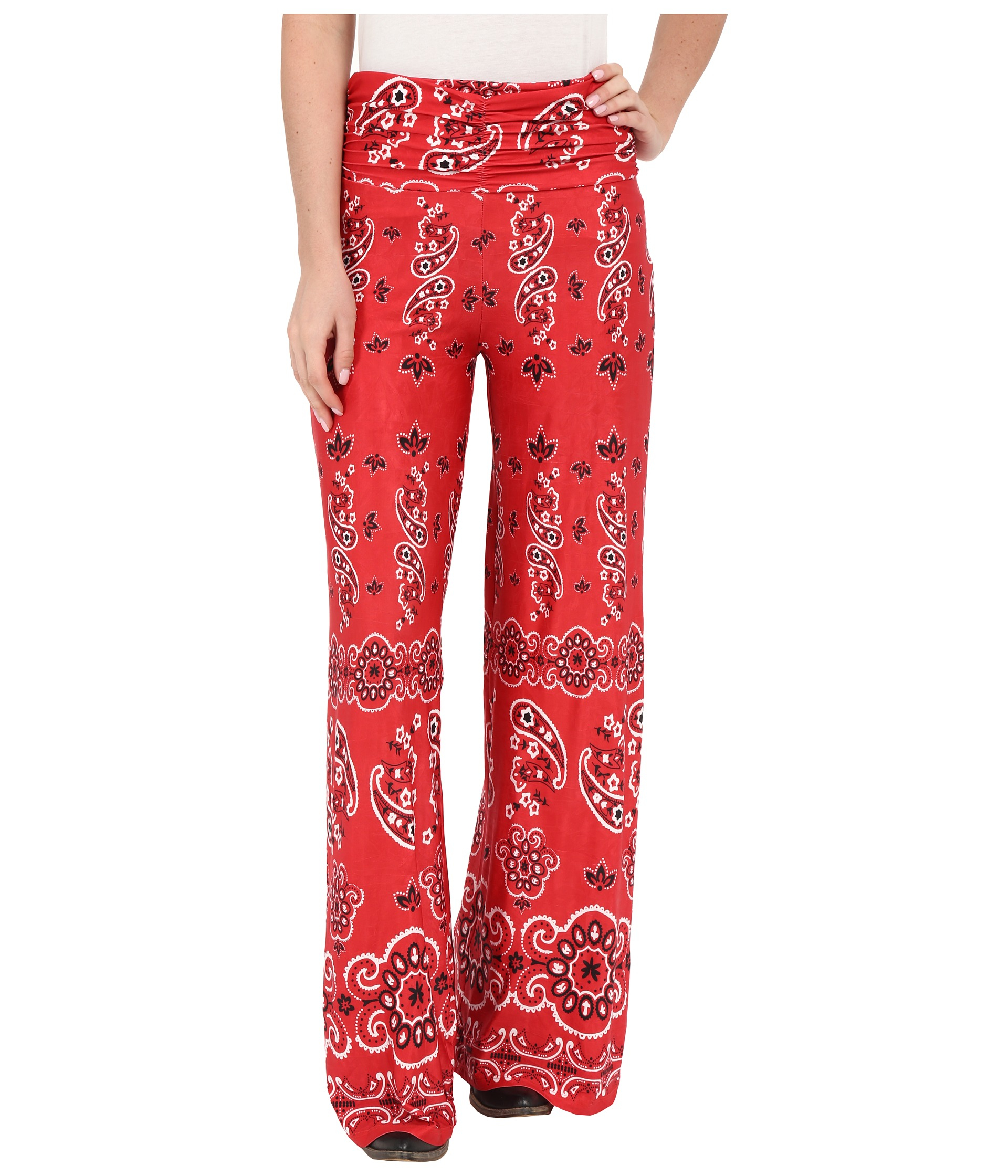 Find great deals on eBay for red bandana pants. Shop with confidence.