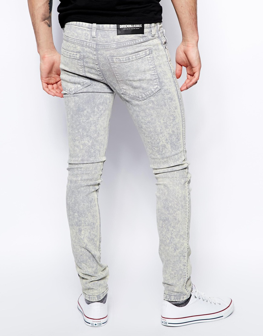 Free shipping and returns on Men's Grey Wash Jeans & Denim at yageimer.ga