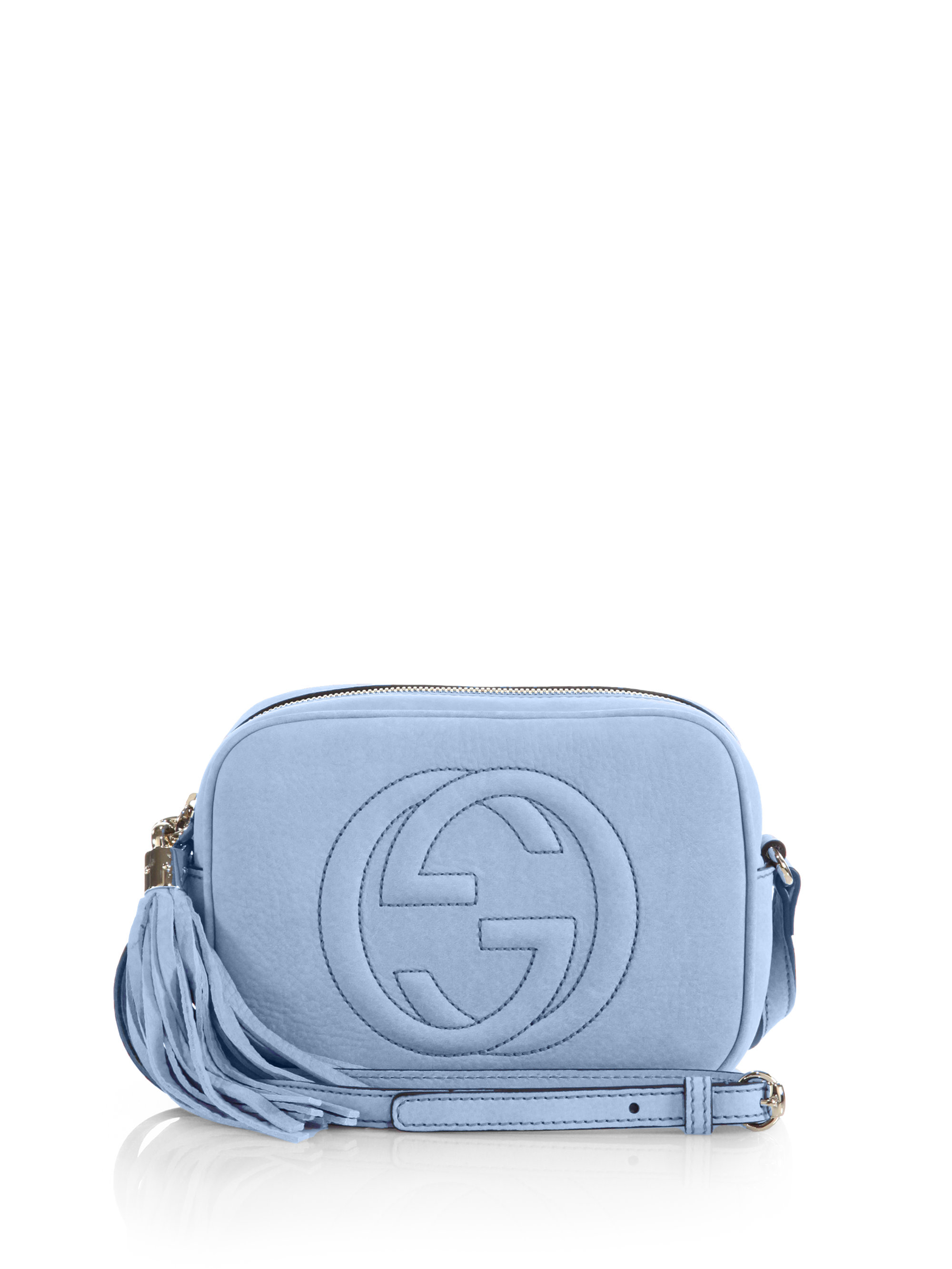 6da3fd569 Gallery. Previously sold at: Saks Fifth Avenue · Women's Gucci Soho Bag