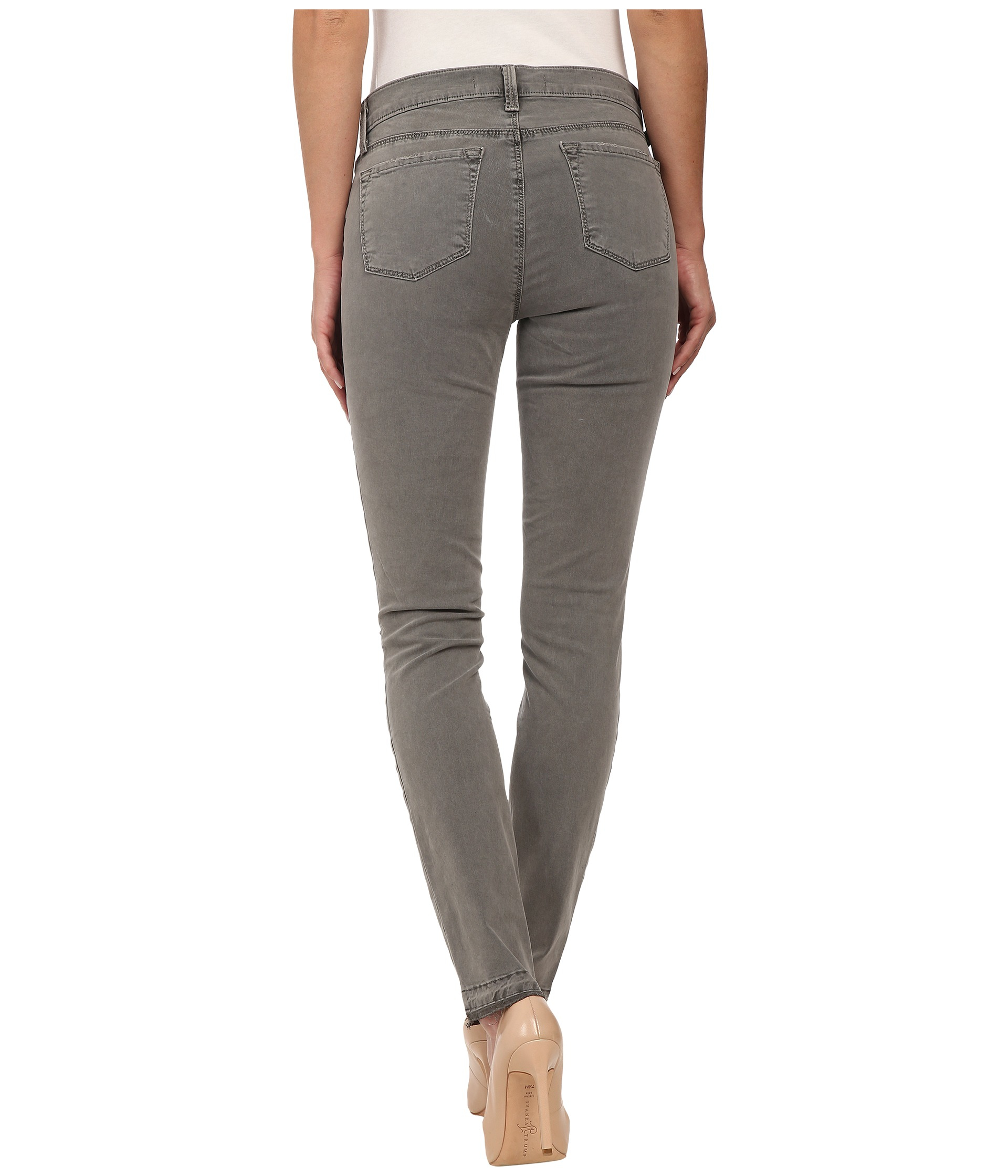 Silver skinny maternity jeans – Global fashion jeans models