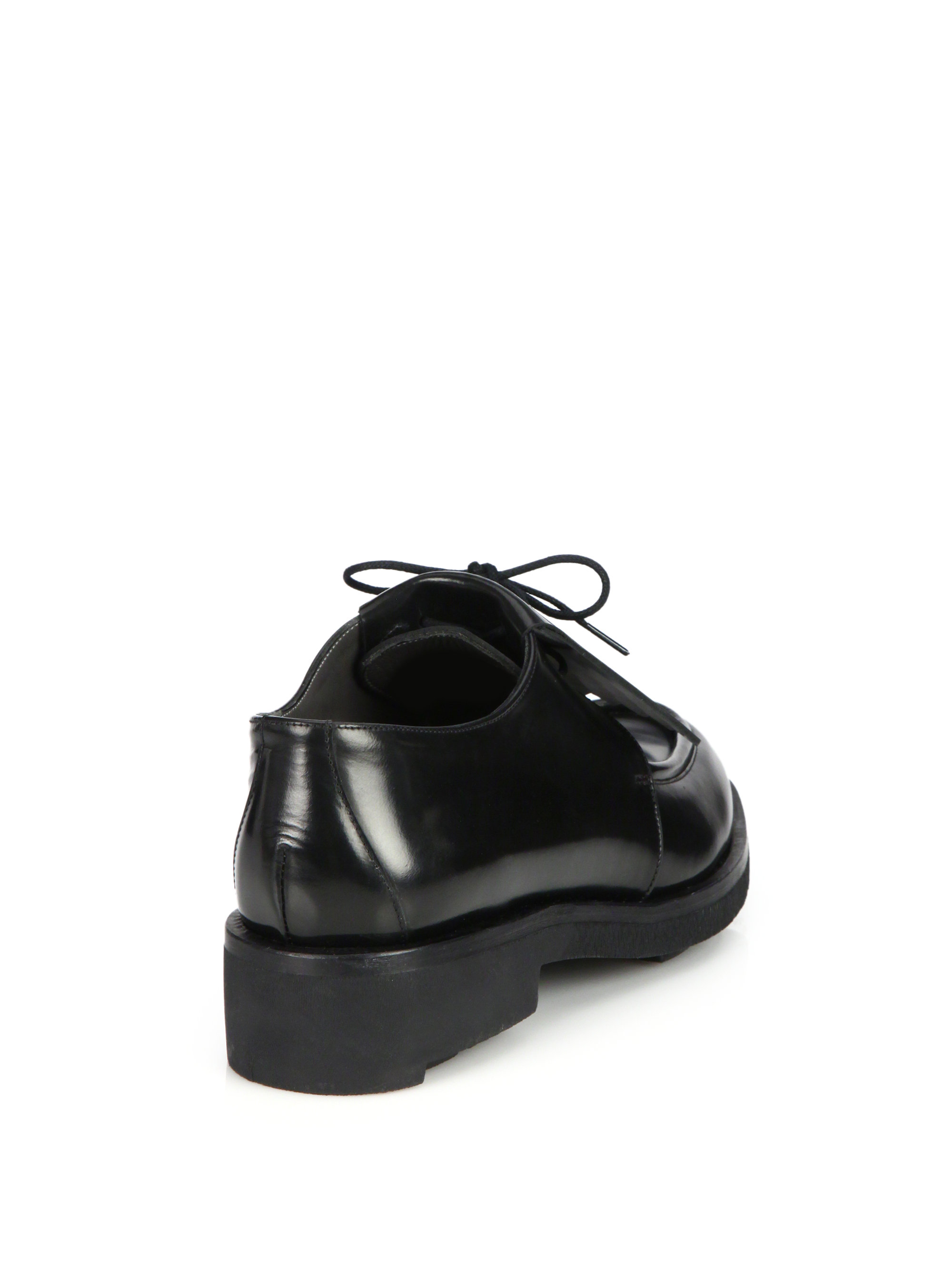 Robert Clergerie Fringed detail loafer mules daXCa