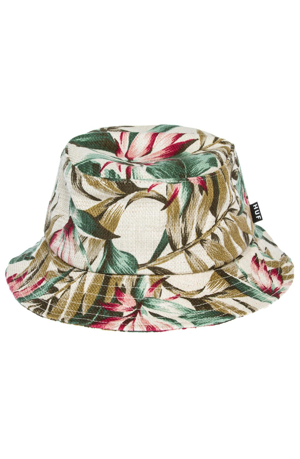 4a4adb9269f Lyst - Huf The Waikiki Bucket Hat for Men