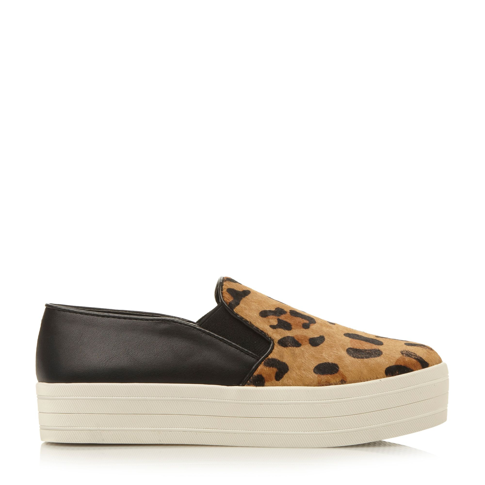 Steve Madden Leopard Print Flat Shoes