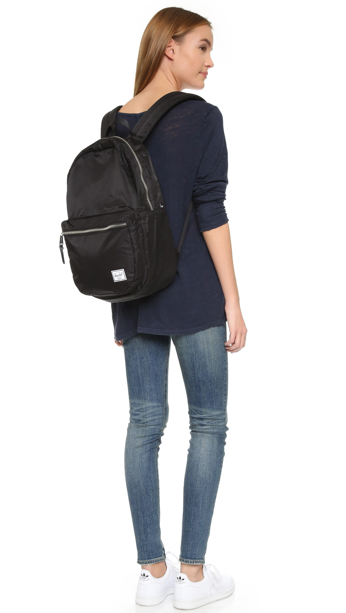 a7b1a2acd4 Lyst - Herschel Supply Co. Lawson Backpack - Black in Black
