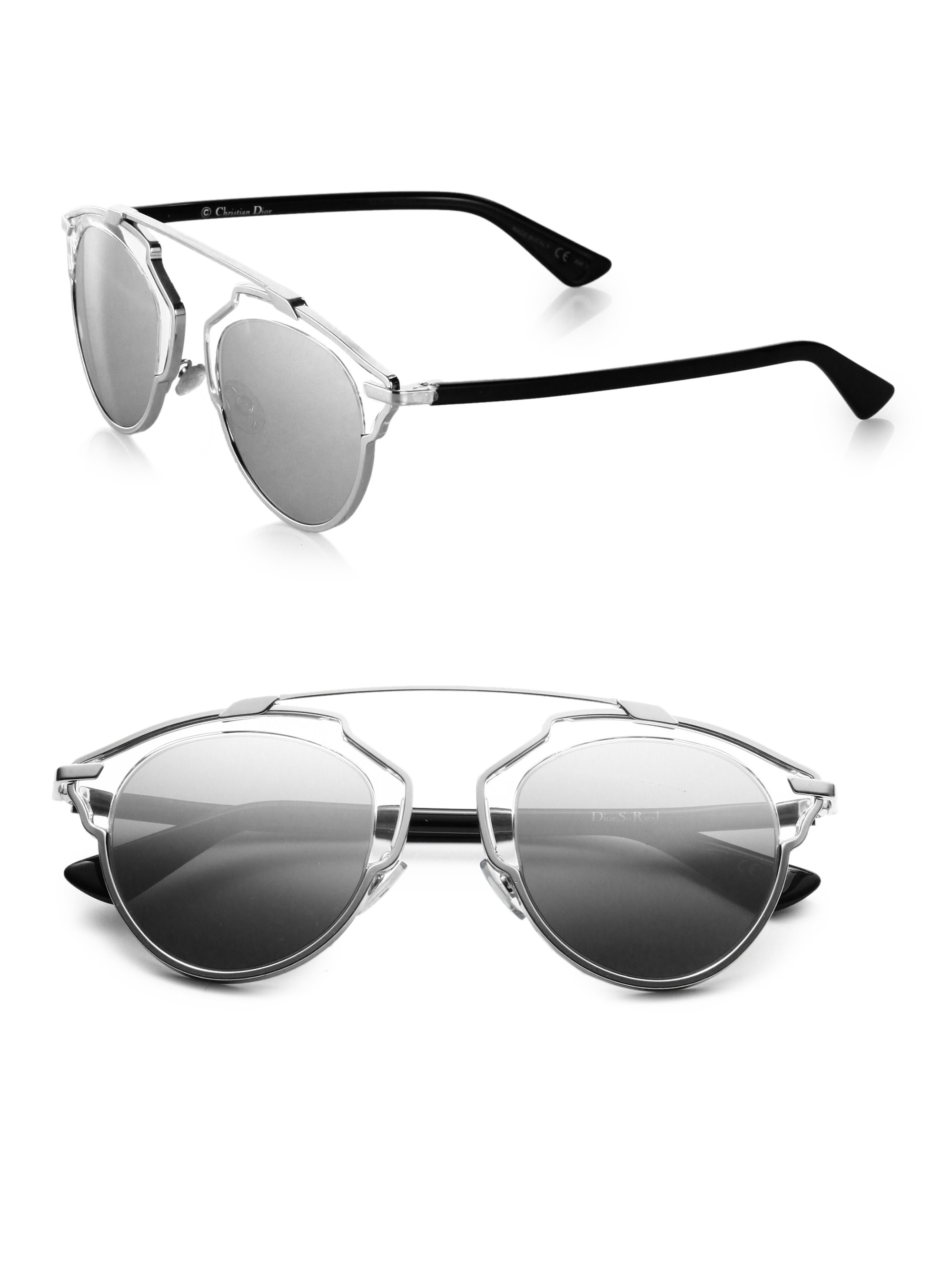 Dior Sunglasses So Real  dior sunglasses so real silver 6am mall com