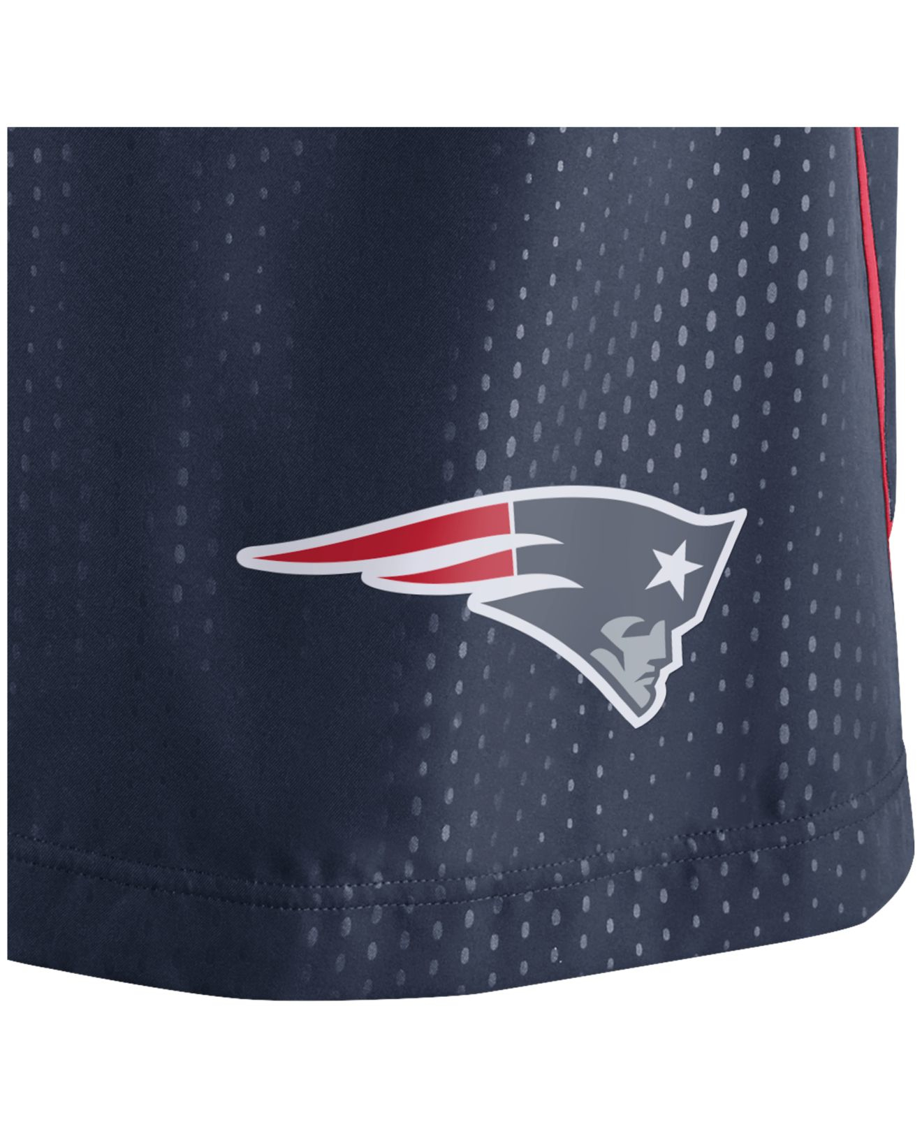 Lyst - Nike Men s New England Patriots Dri-fit Fly Xl 3.0 Shorts in ... 5c25b01f4