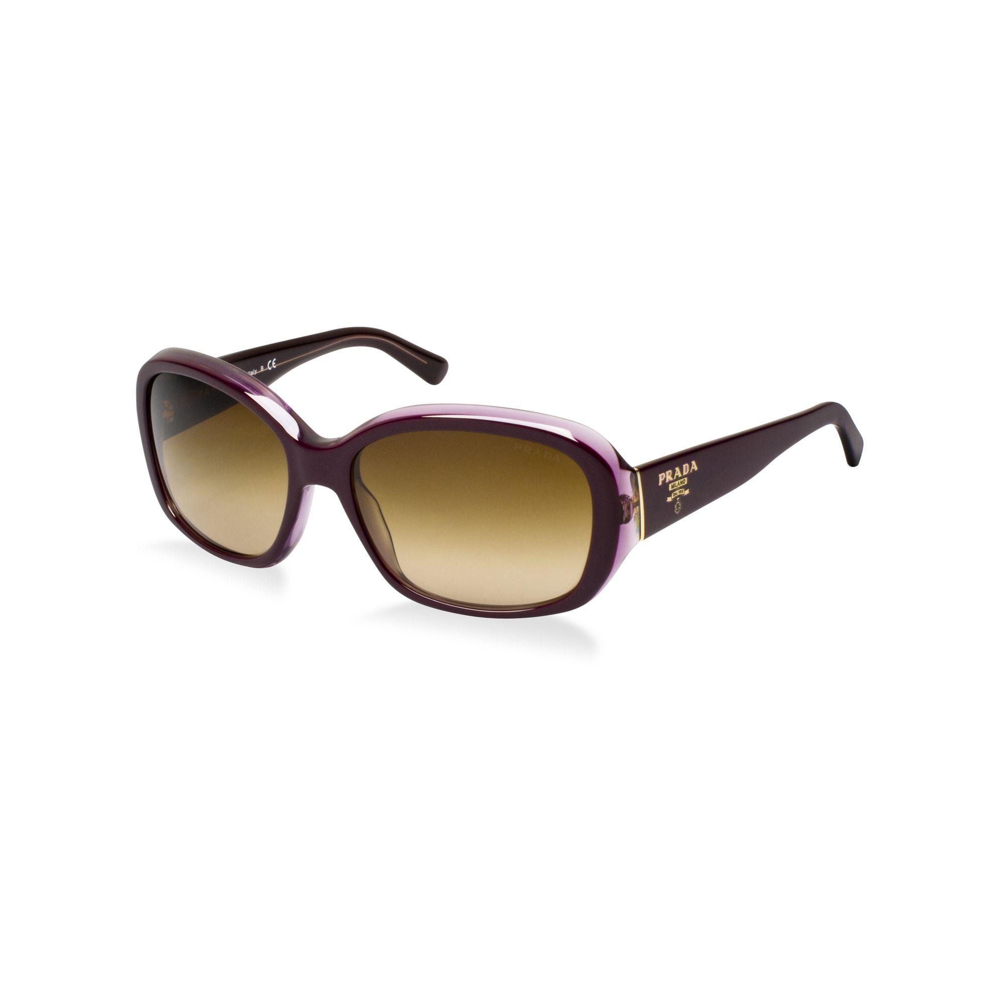 069f17b1ac604 Lyst - Prada Pr 31Ns in Purple