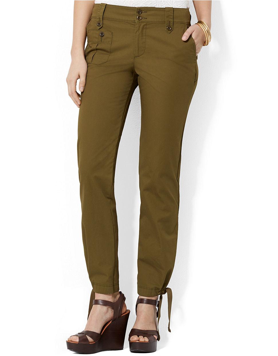 Excellent  ScrubZone Womens Four Pocket Petite Cargo Scrub Pants For 2399