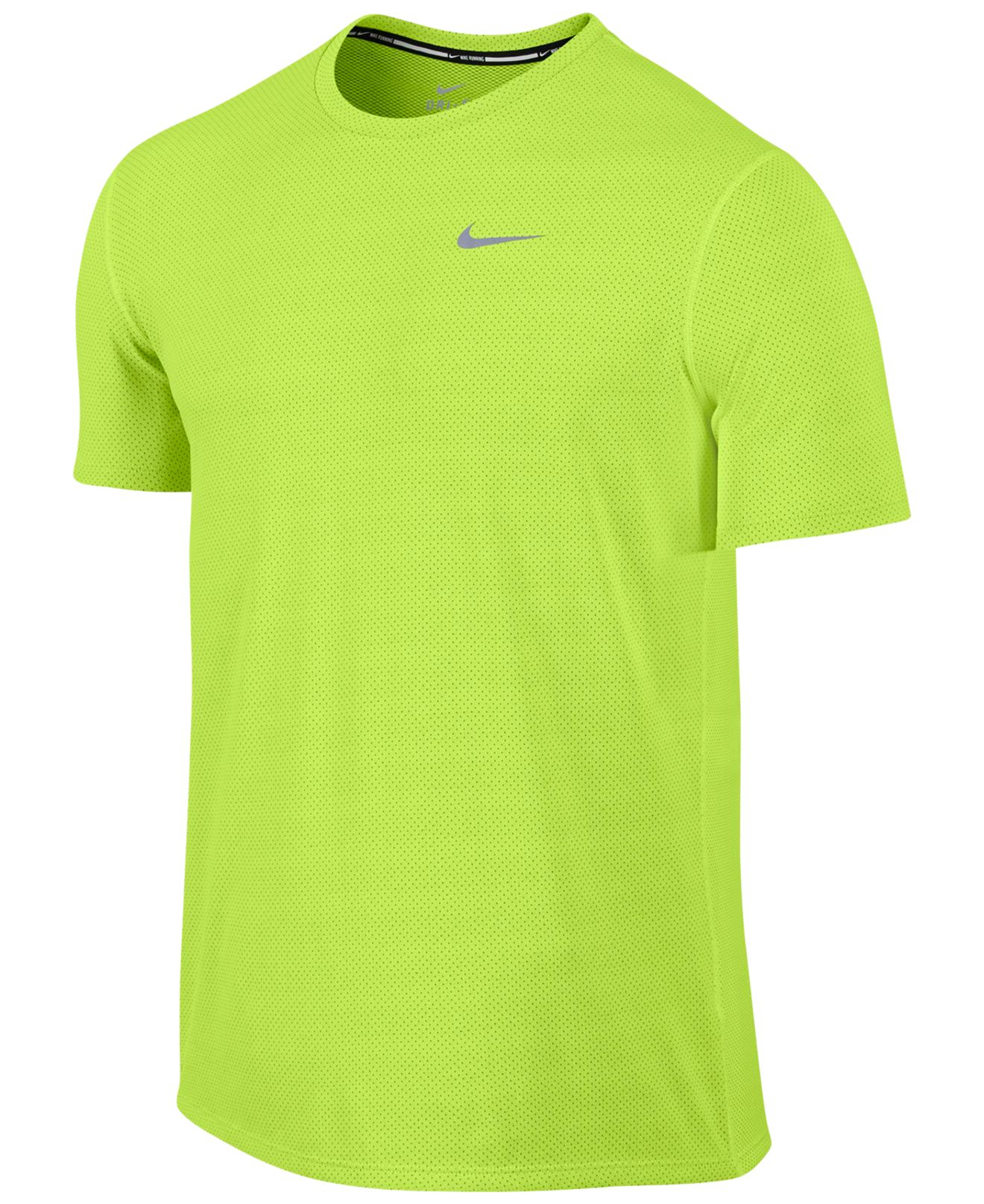 clearance sale release info on new arrivals Men's Contour Dri-fit Running Shirt