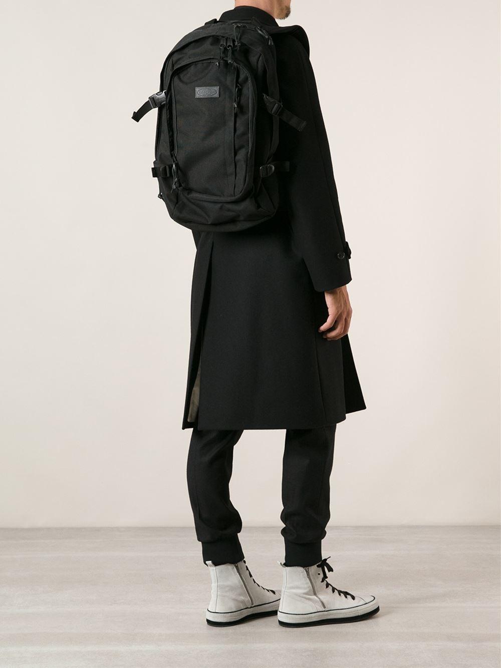 0fa1ad00515 Eastpak 'Evanz' Backpack in Black for Men - Lyst