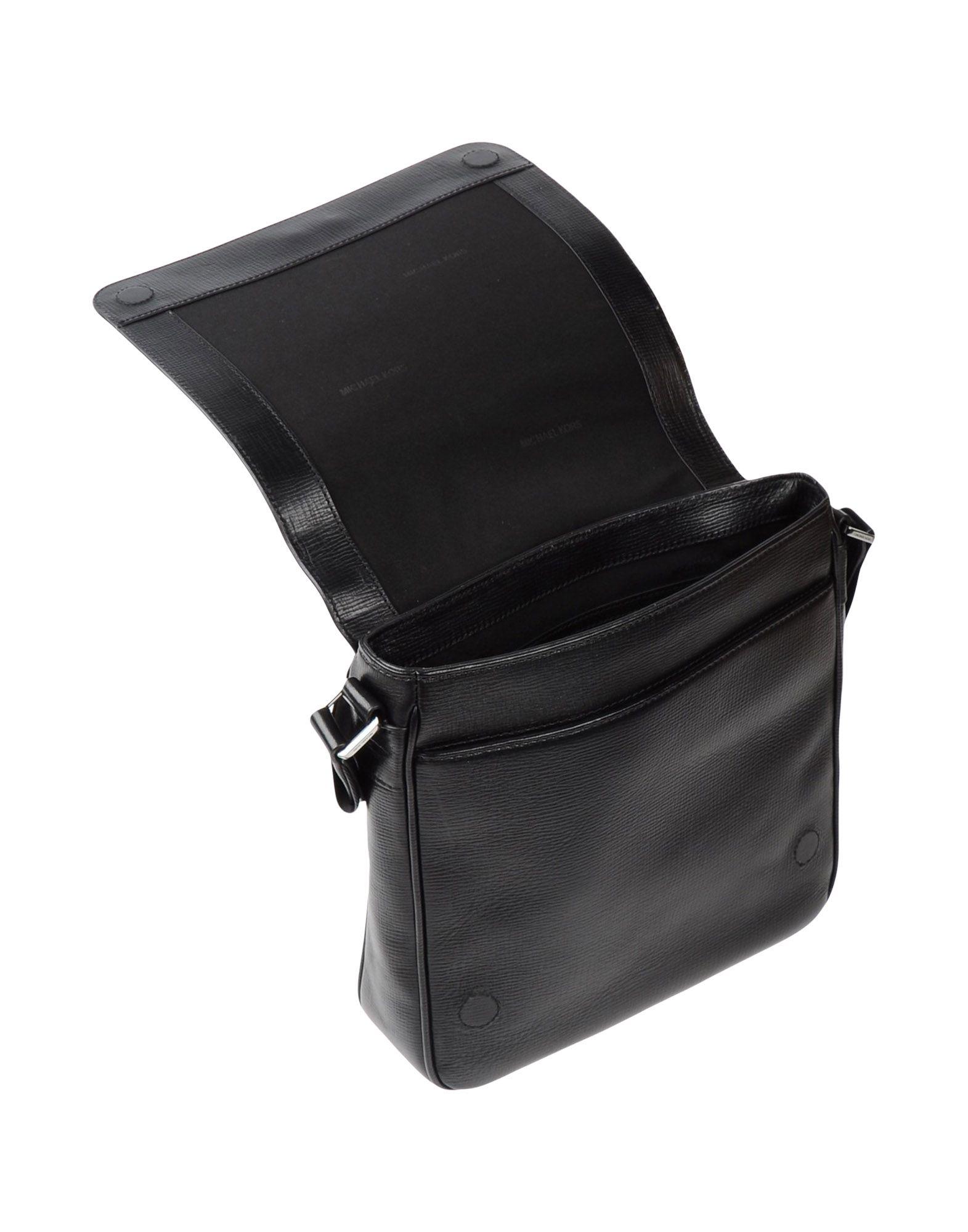 Michael Kors Cross-body Bag in Black for Men