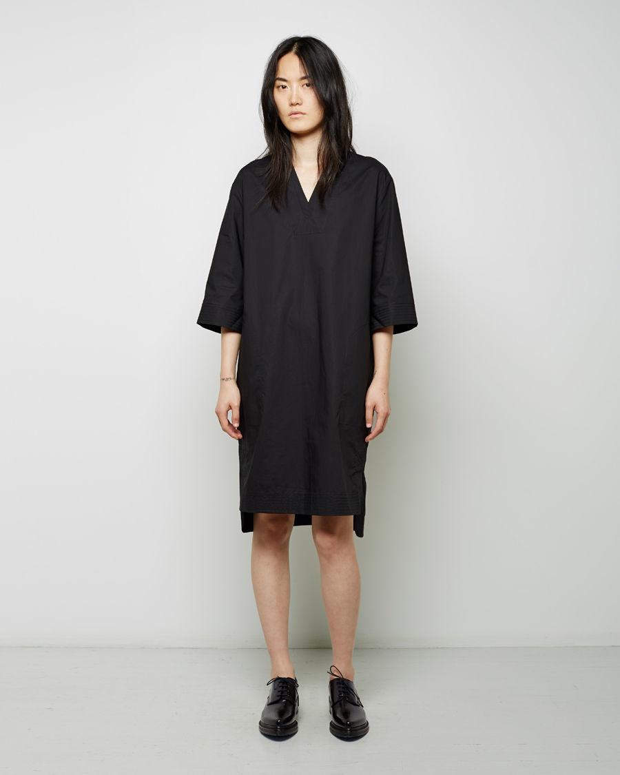 Lyst Acne Studios Bucca T Pop Dress In Black