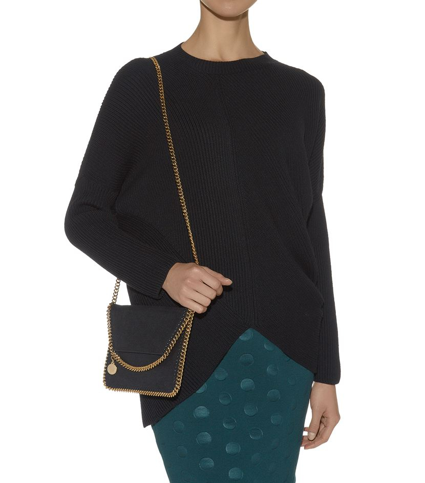 Stella Mccartney Mini Falabella Envelope Crossbody Bag  8c26f5f0f3613