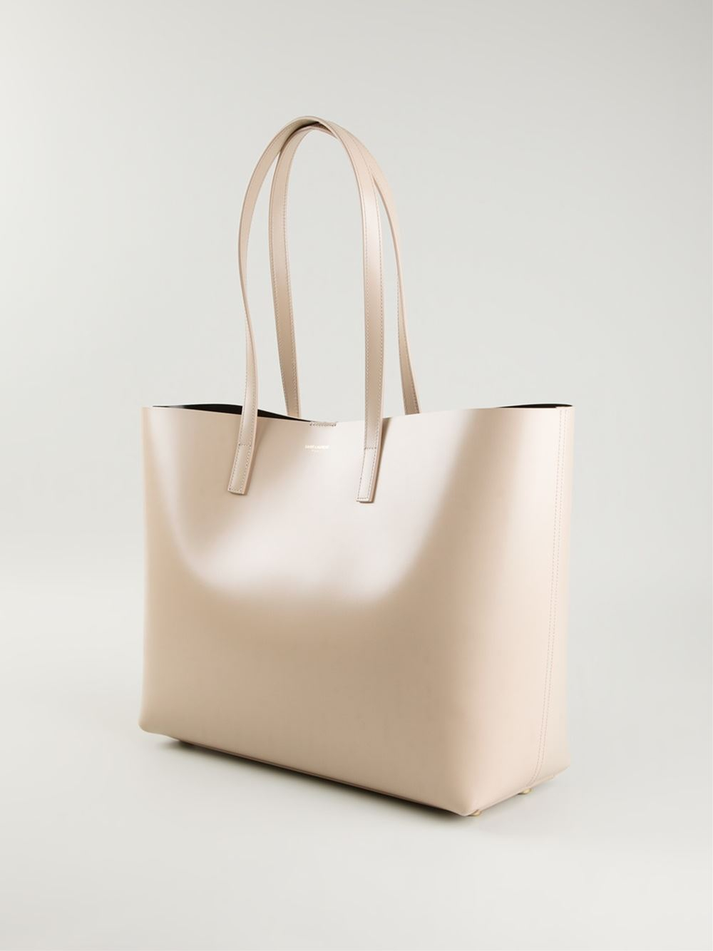 yves large shopping saint laurent tote bag