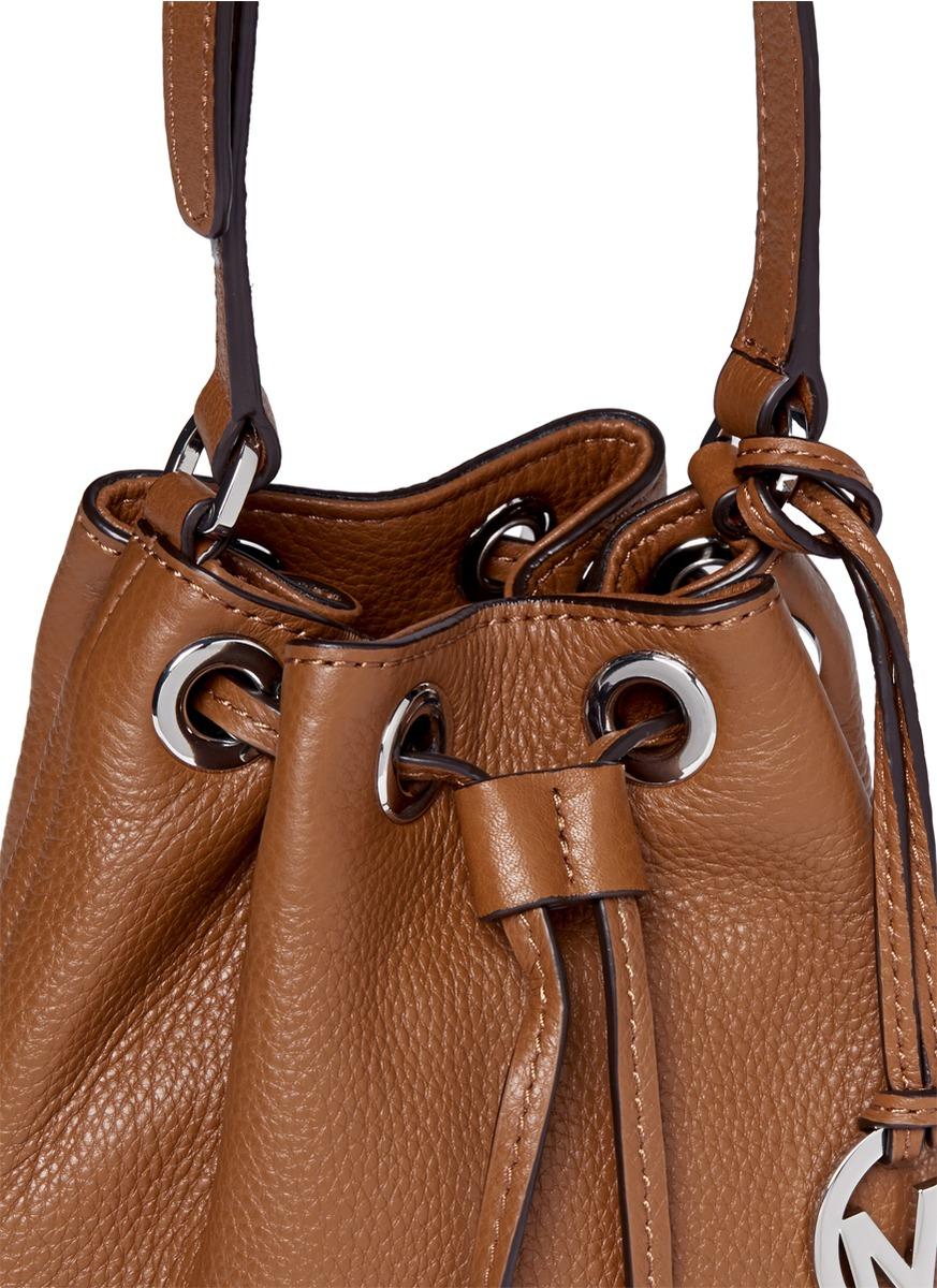 9ead5efb93289 where to buy michael kors tan bucket bag 986a8 930a9