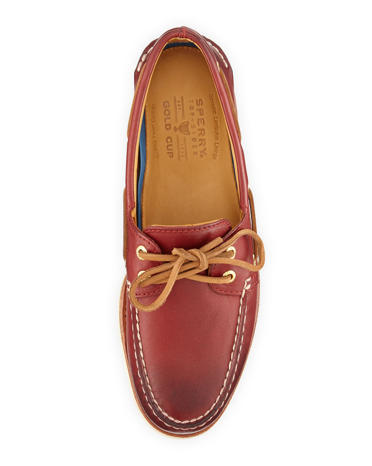 Lyst Sperry Top Sider Gold Cup Authentic Original Boat