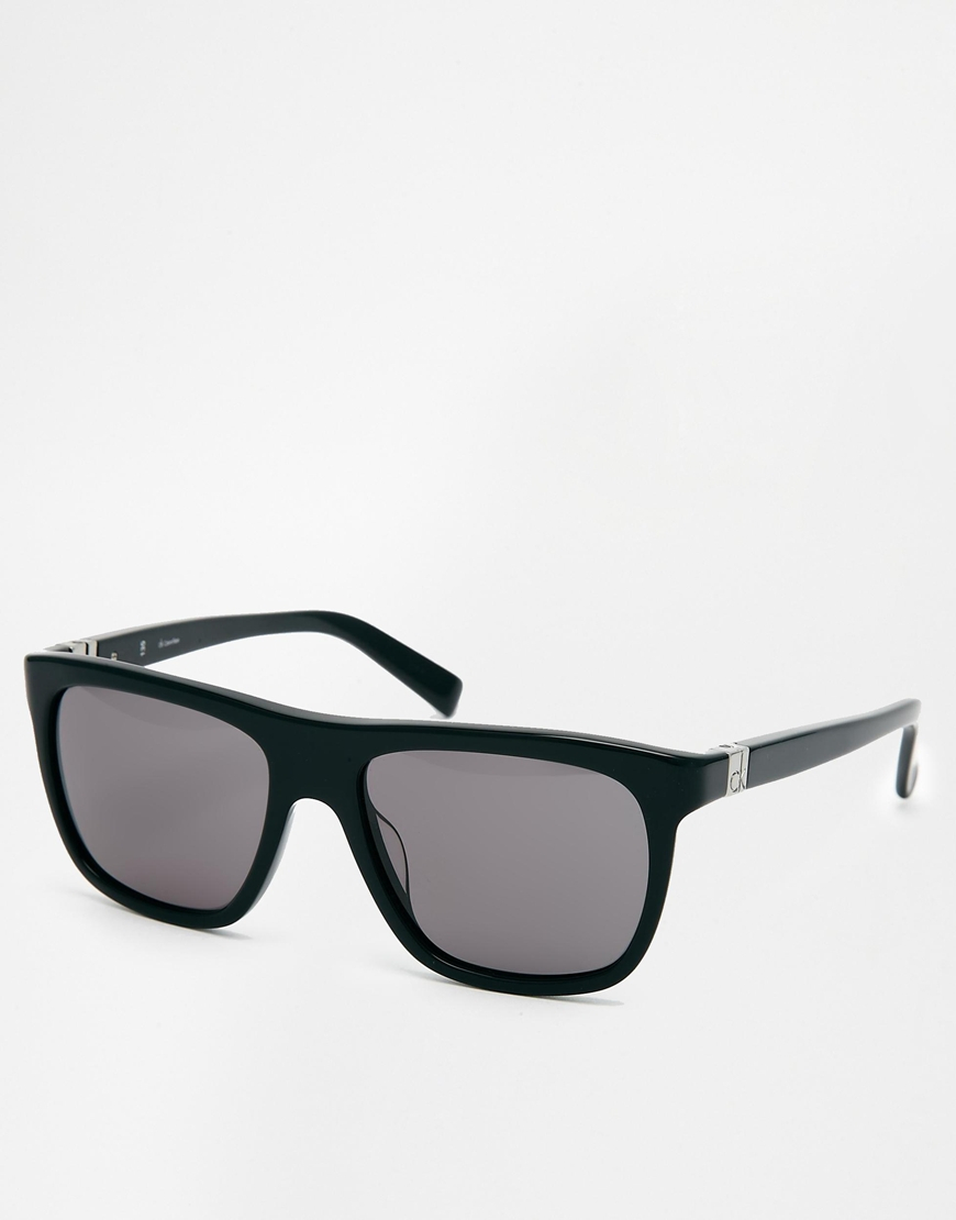 Lyst - Ck Calvin Klein Ck Wayfarer Sunglasses in Black for Men