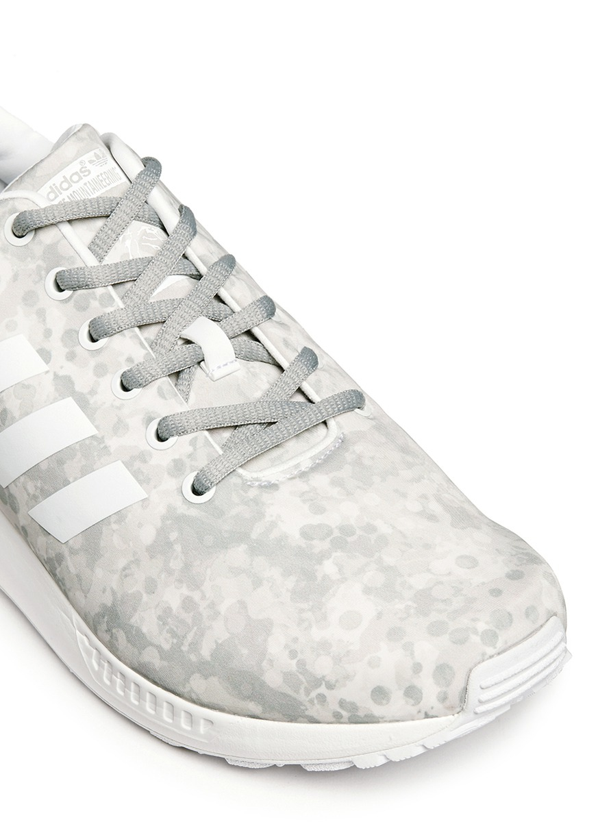 new product 6db8d f8339 Adidas Zx Flux Camo White wallbank-lfc.co.uk