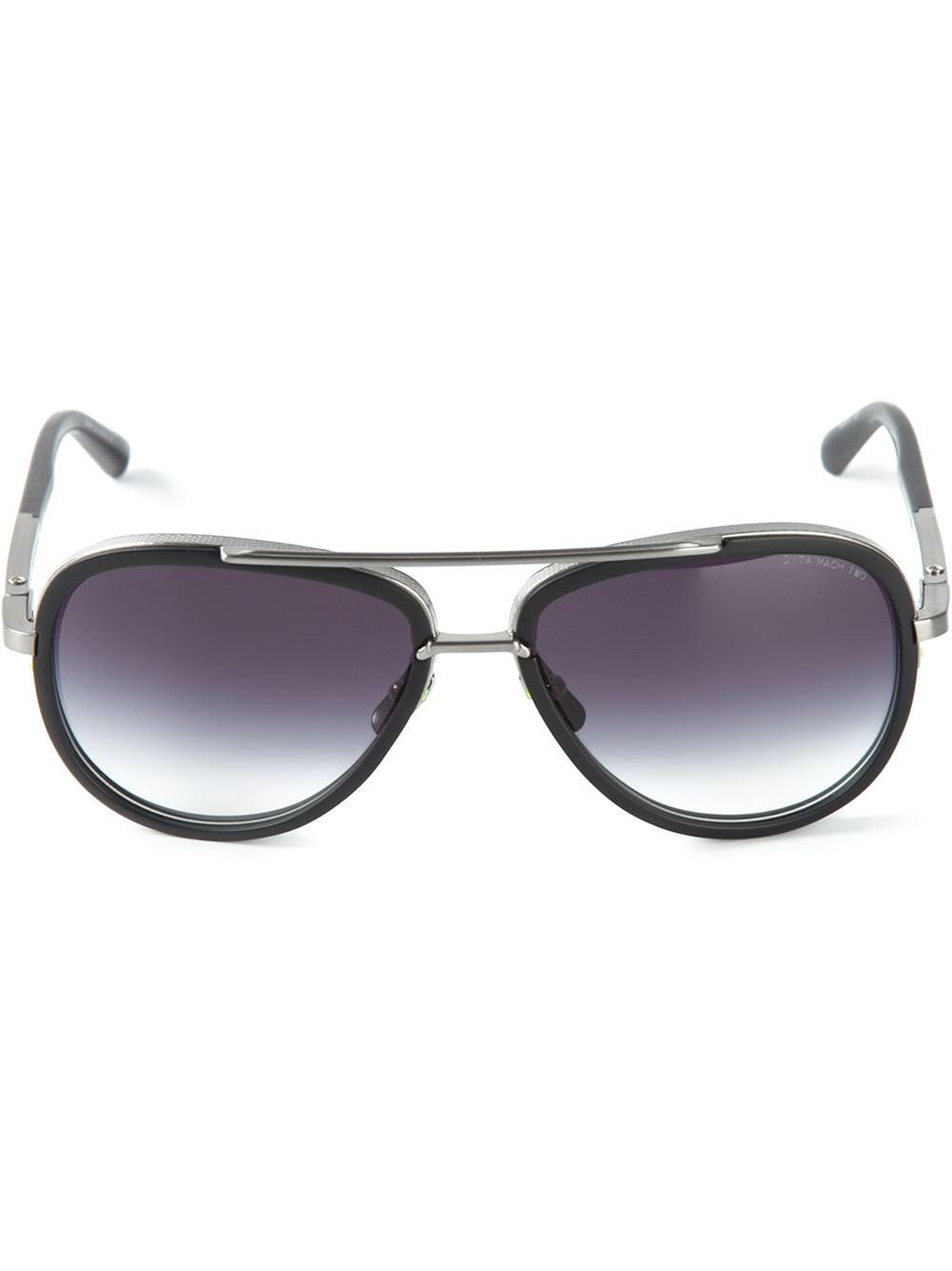 Dita eyewear 'Match Two' Sunglasses in Black | Lyst Dita Eyewear