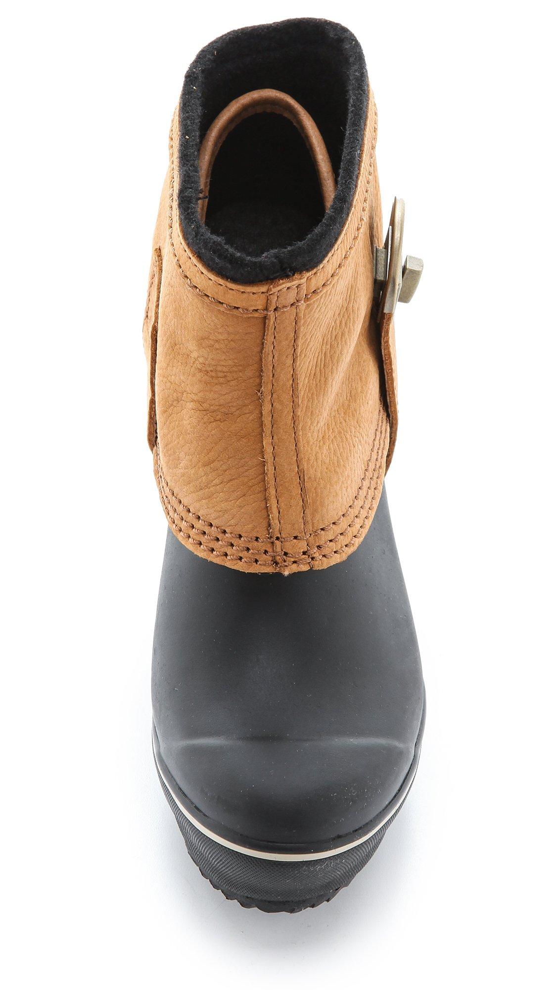 c3d46955943 Sorel Metallic Medina Ii Booties - Black