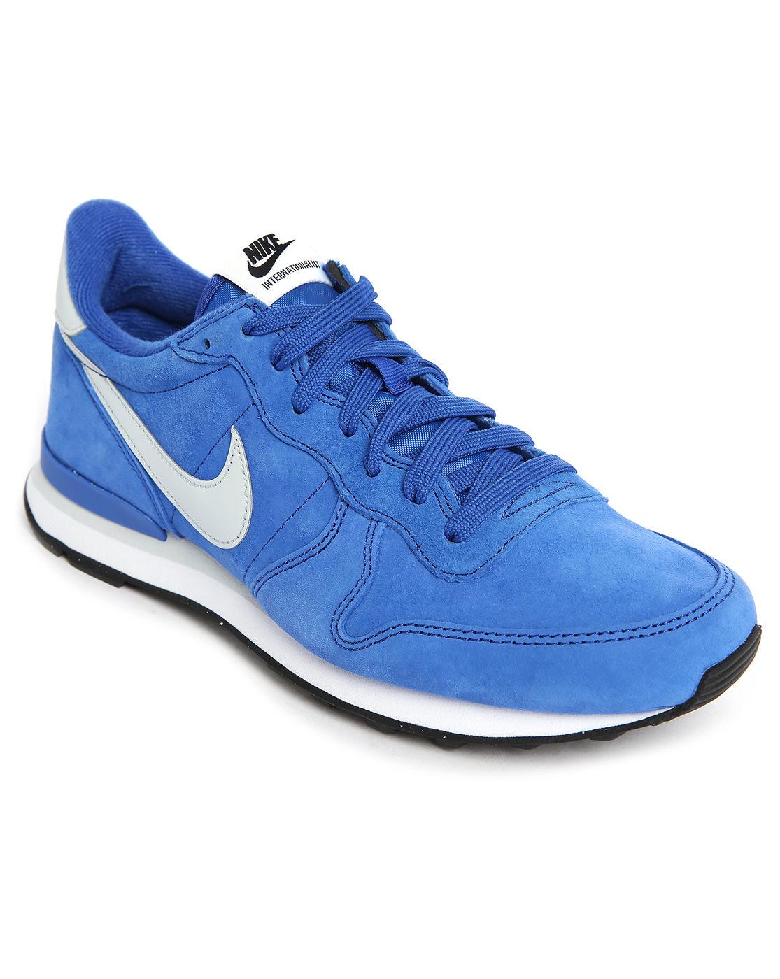 Nike Internationalist Blue Suede - 388.6KB