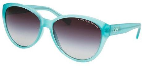 b35ccef01f4 Armani Exchange Sunglasses Blue