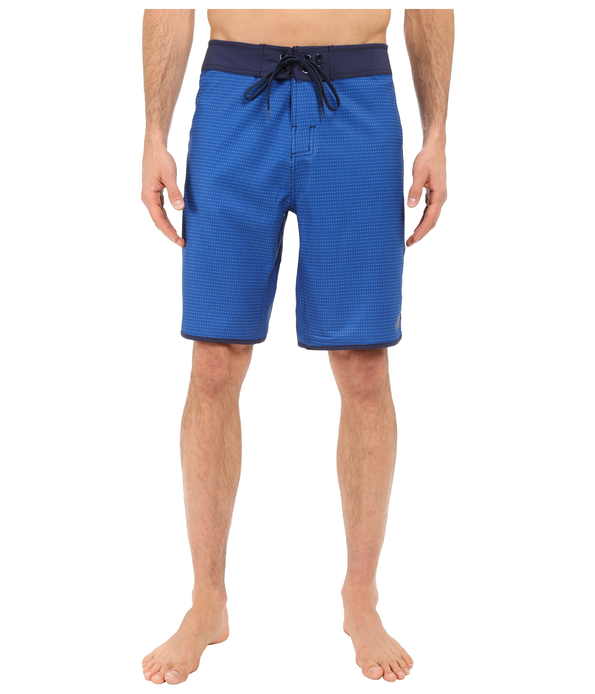 57501a249 The North Face Blue Whitecap Boardshorts for men