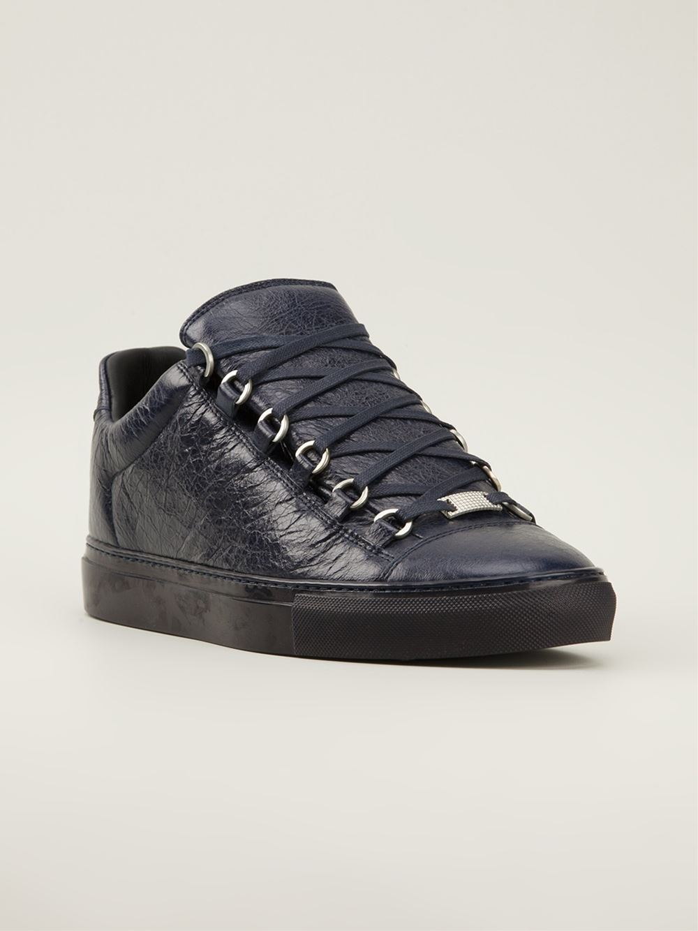 Balenciaga Arena Sneakers In Blue For Men Lyst