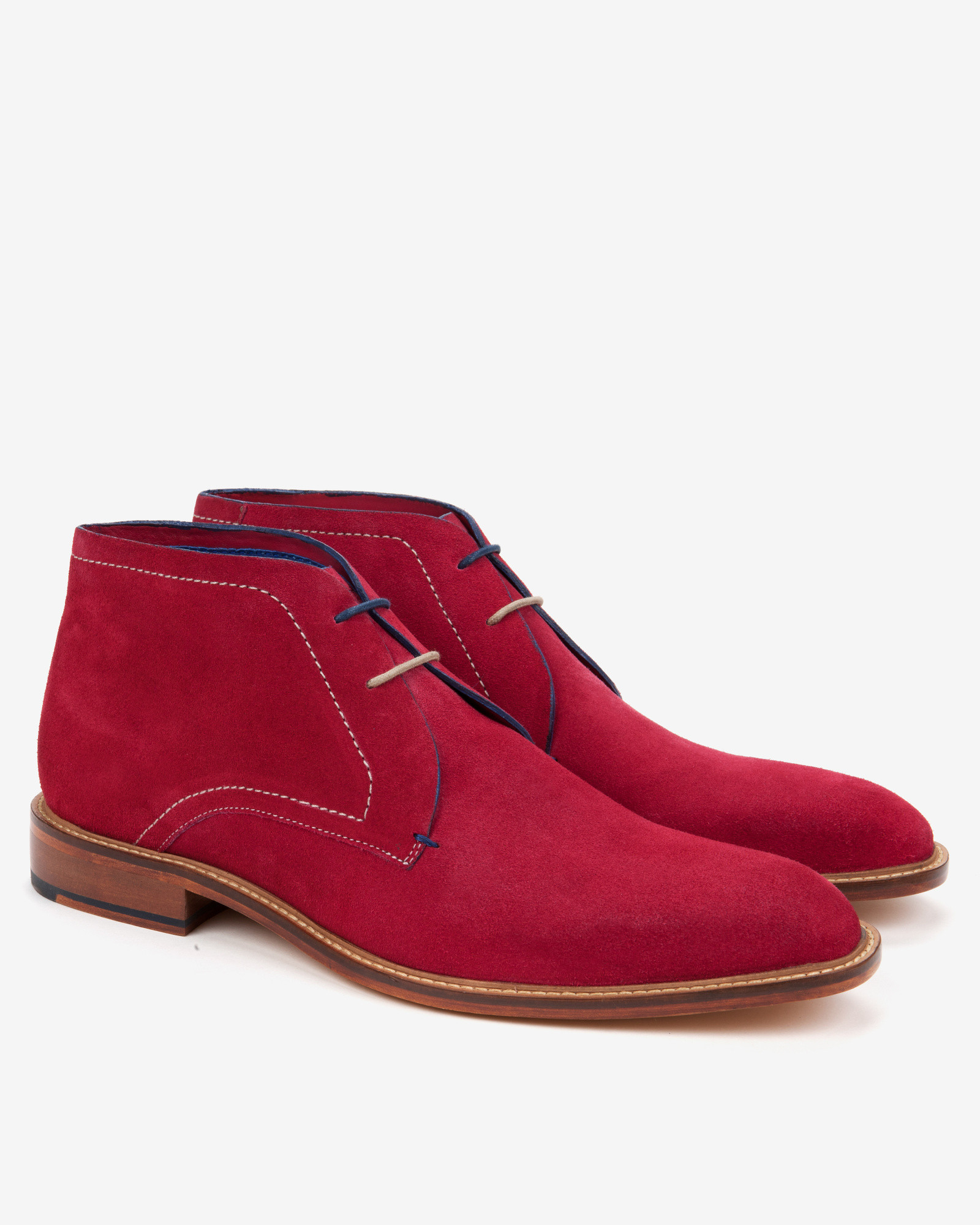 Ted Baker Suede Men Shoes