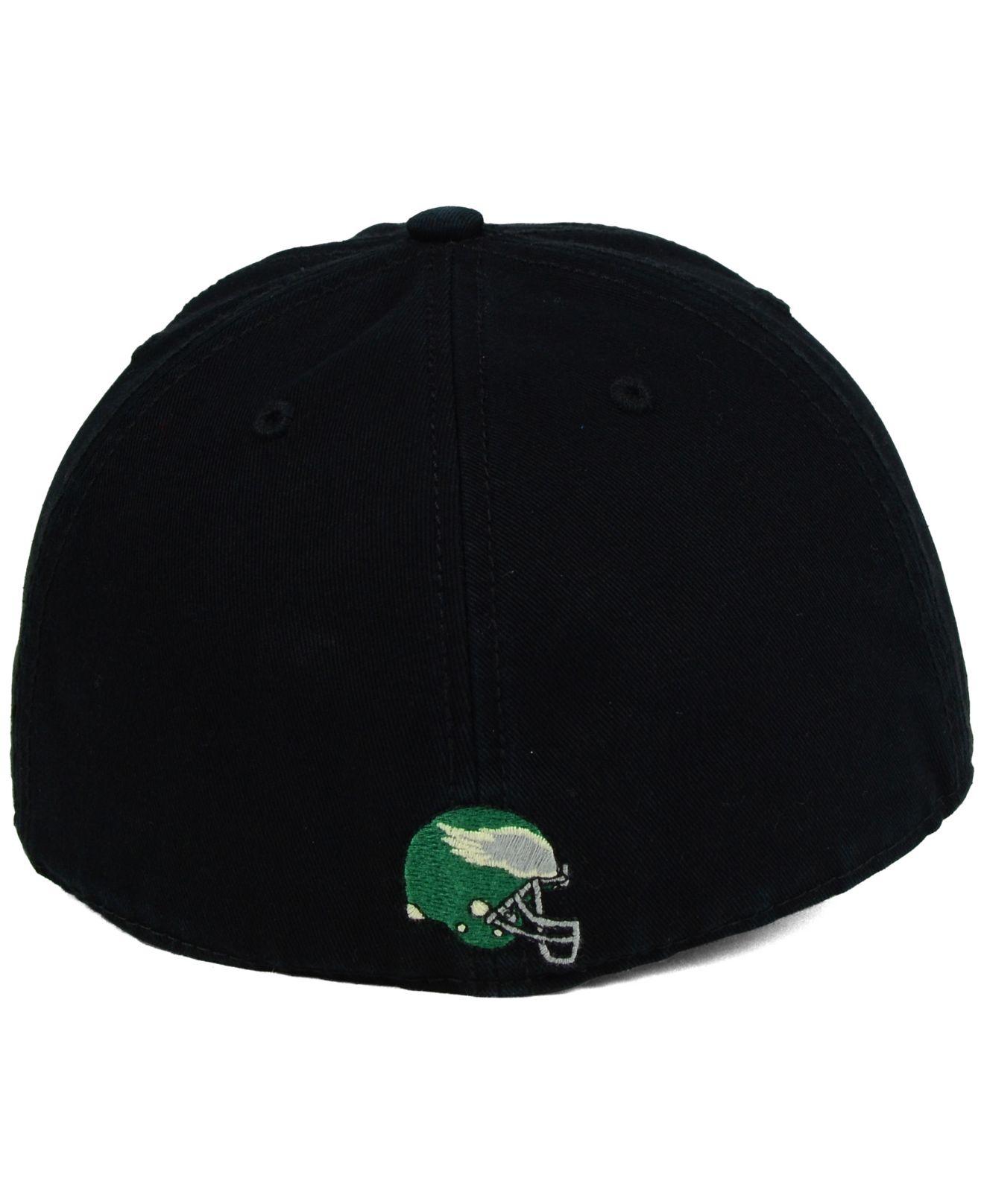 fa08276c295 Lyst - 47 Brand Philadelphia Eagles Papa Franchise Cap in Black for Men