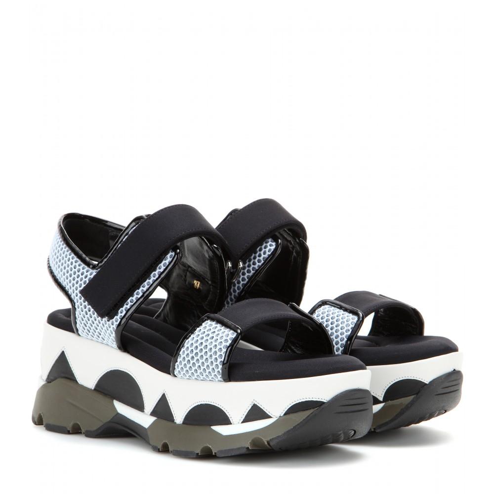 Marni Multicolor Marni Sandals Multicolor Sandals Platform Platform Marni WEY2I9eHD