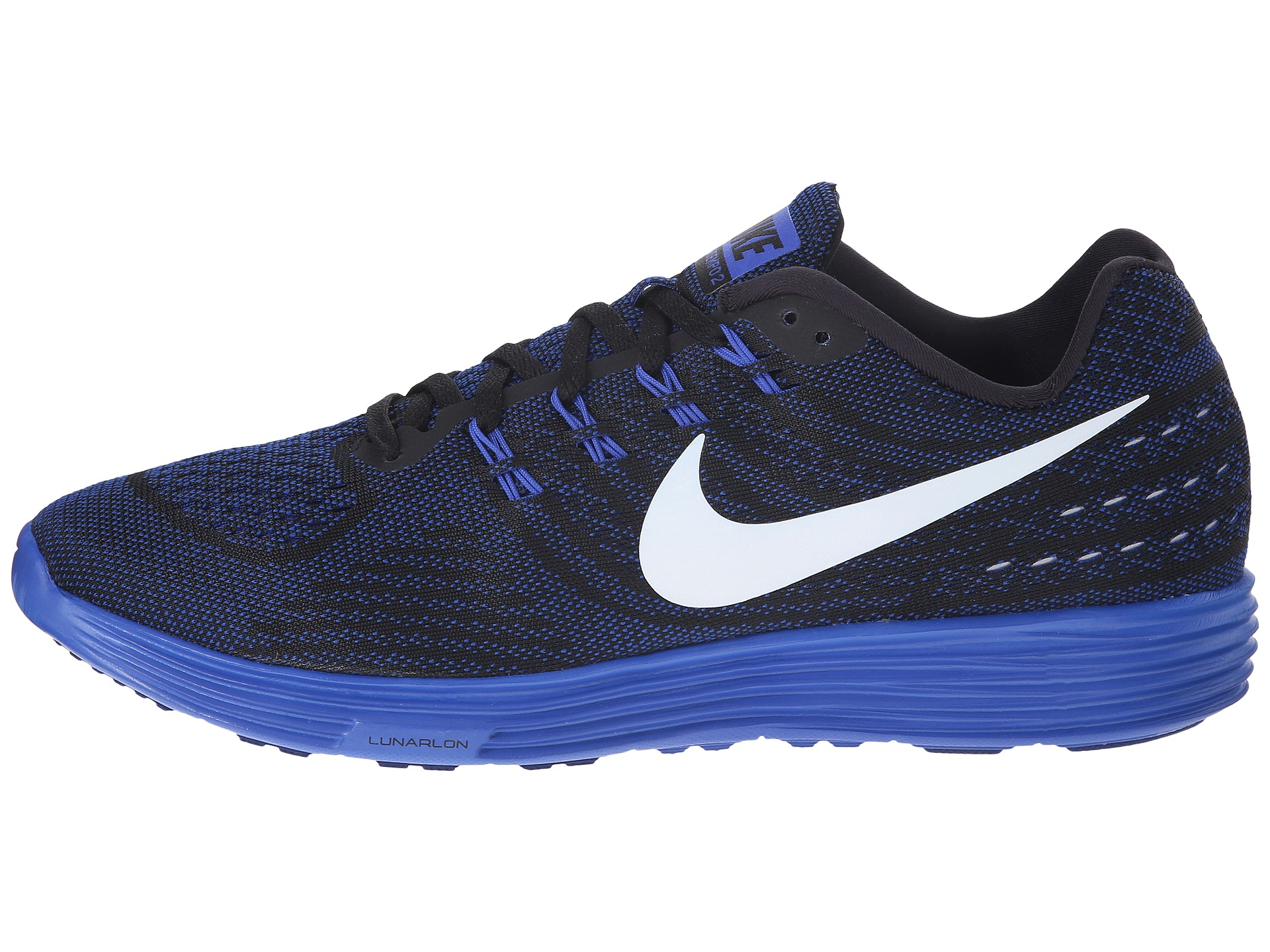 best service 19b2f d3f2a ... purchase lyst nike lunartempo 2 in blue for men afb72 a74b4