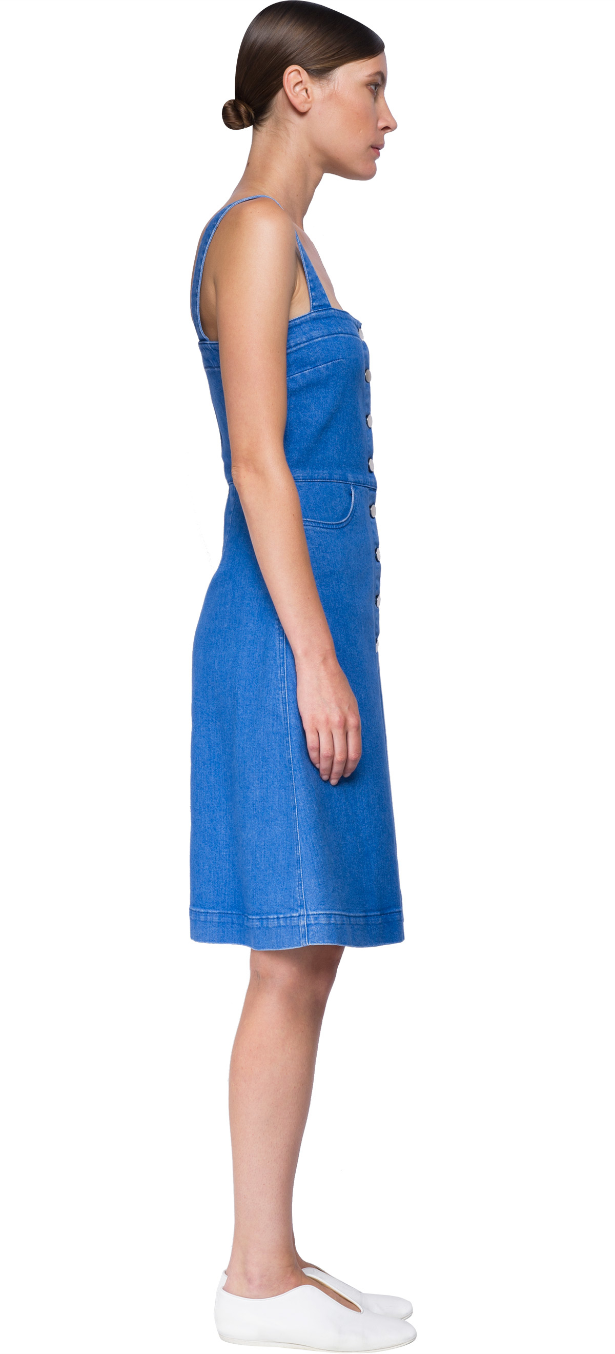 709ee844a44 Stella Mccartney Denim Dress Linda