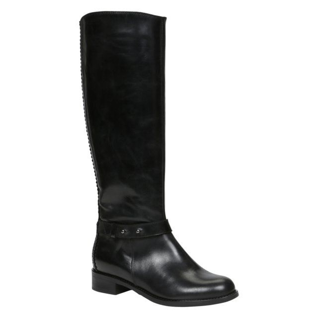 aldo solola knee high boots in black lyst