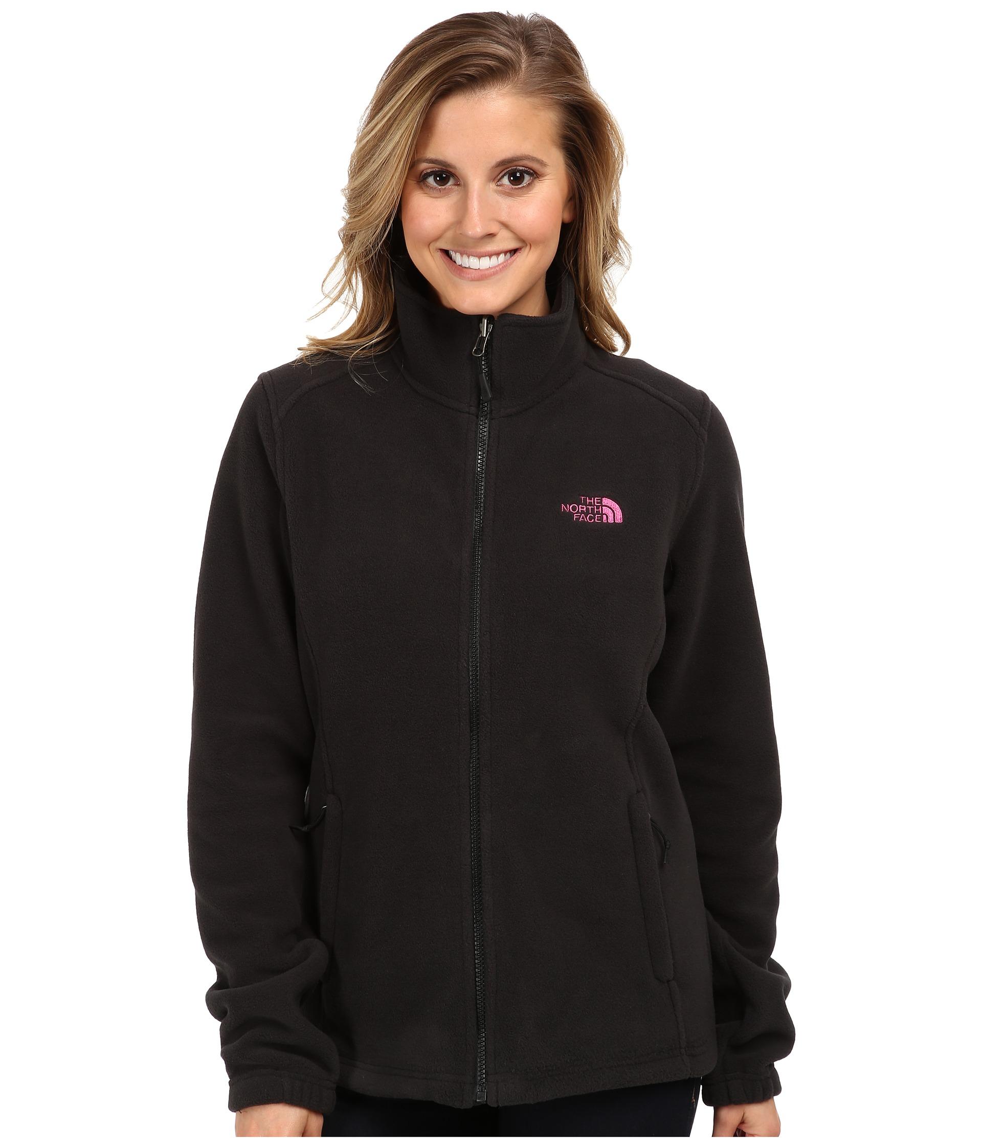 f65b22adb The North Face Black Pink Ribbon Khumbu 2 Jacket