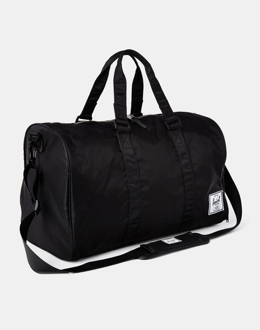 8704c200dd Lyst - Herschel Supply Co. X The Idle Man Exclusive Ravine Bag Black ...