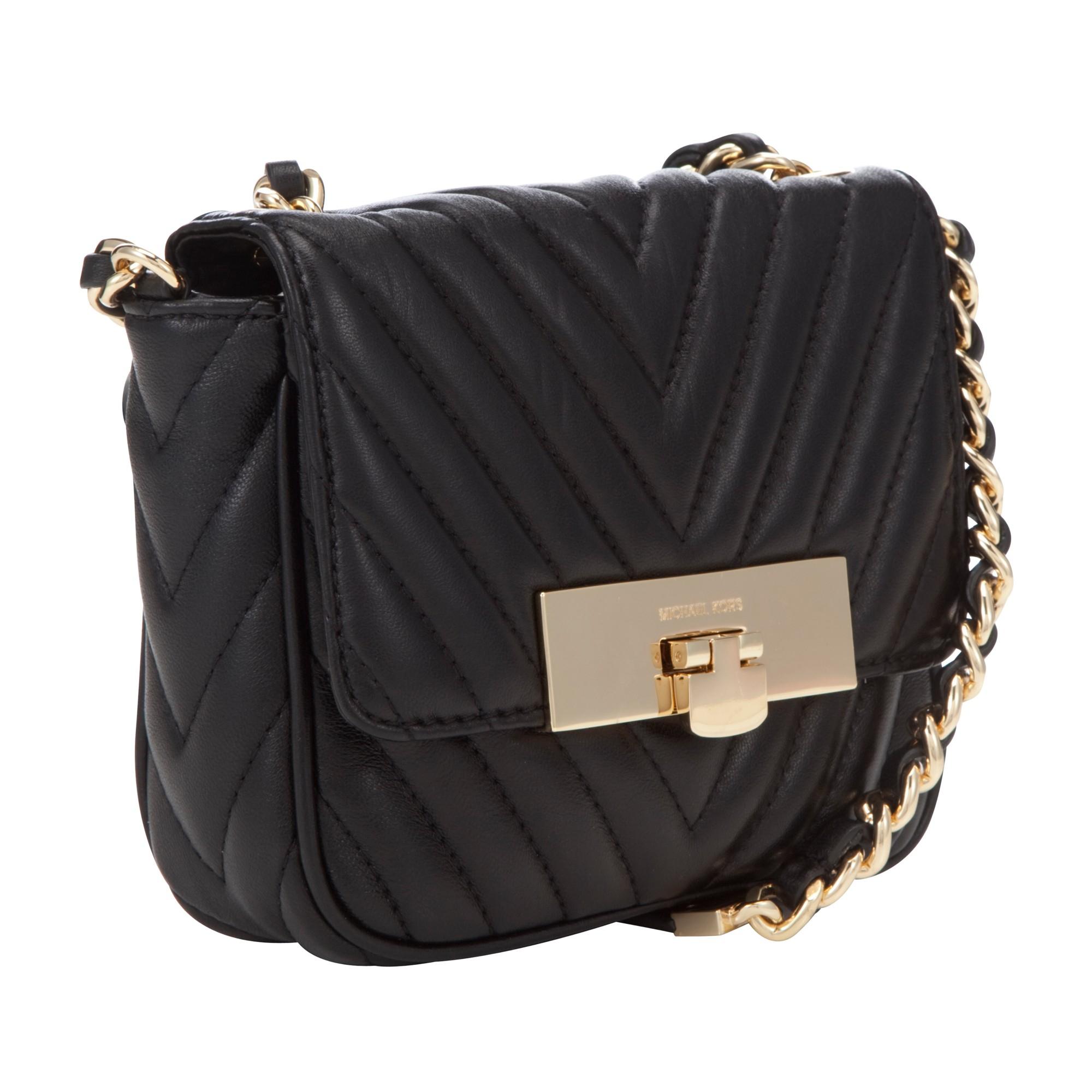 Gallery. Women's Leather Messenger Bags Women's Michael Kors ...