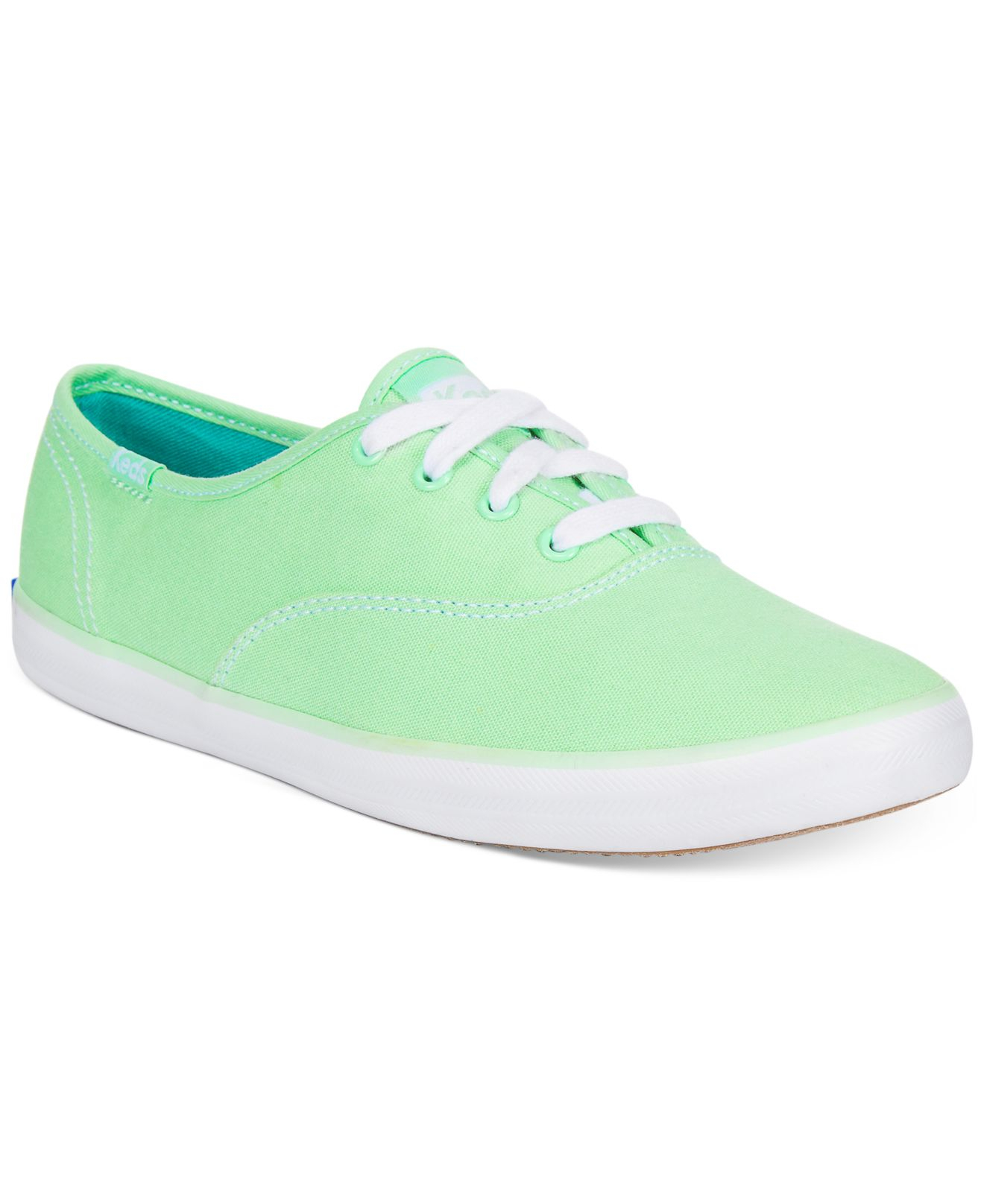 62b9d5165ca5 Lyst - Keds Women S Champion Oxford Sneakers in Green