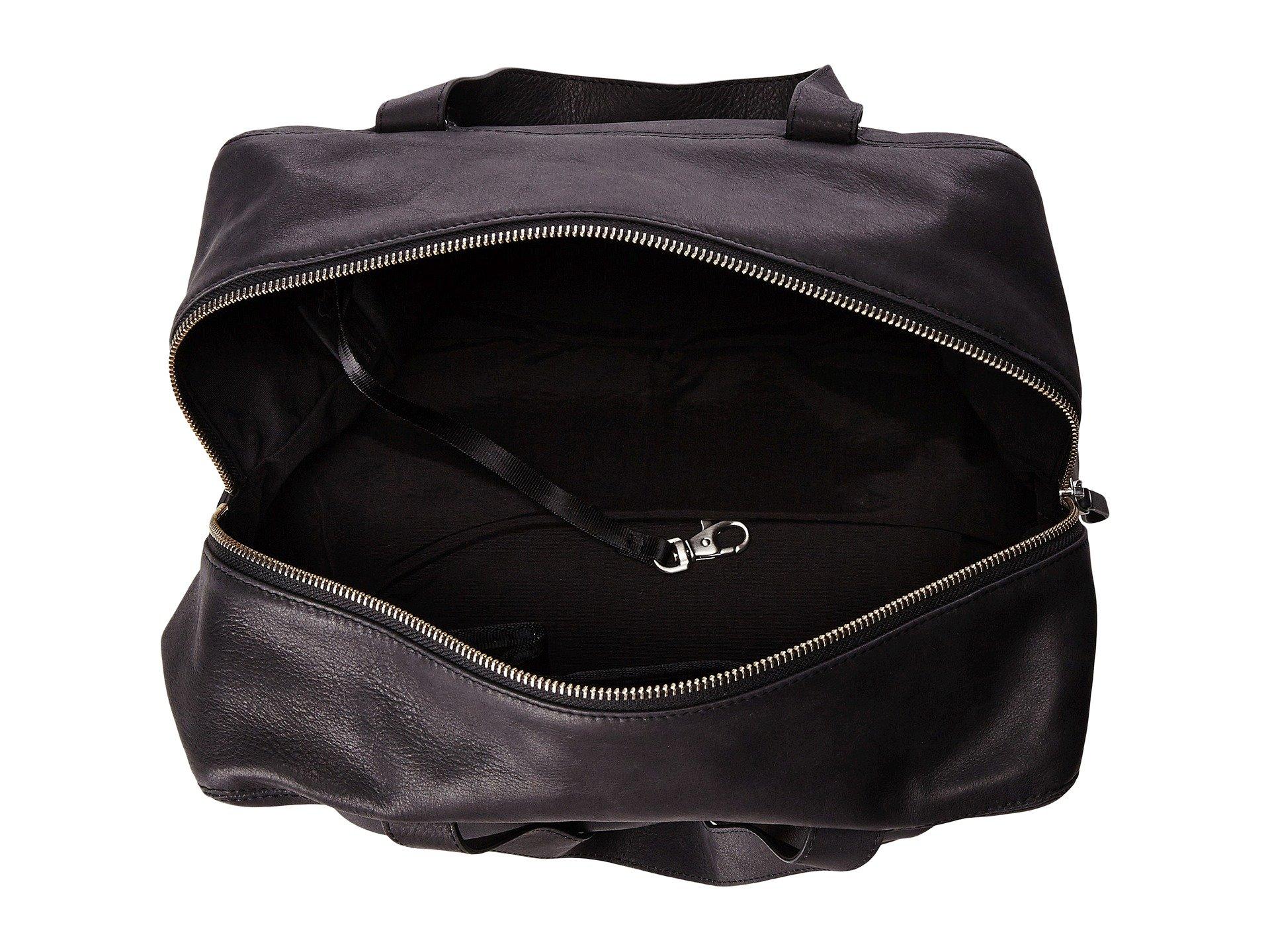 274244855111 Lyst - Ecco Barra Bowling Bag in Black
