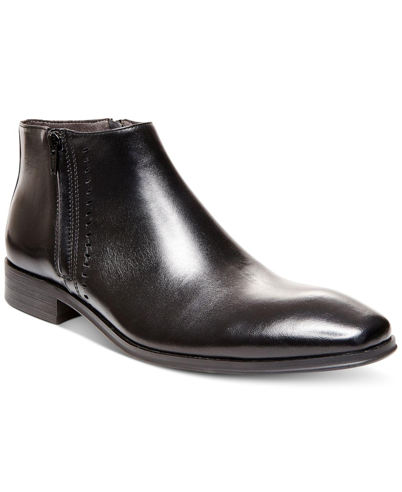 ba67eb1a018 Steve Madden Black Felcore Dress Boots for men