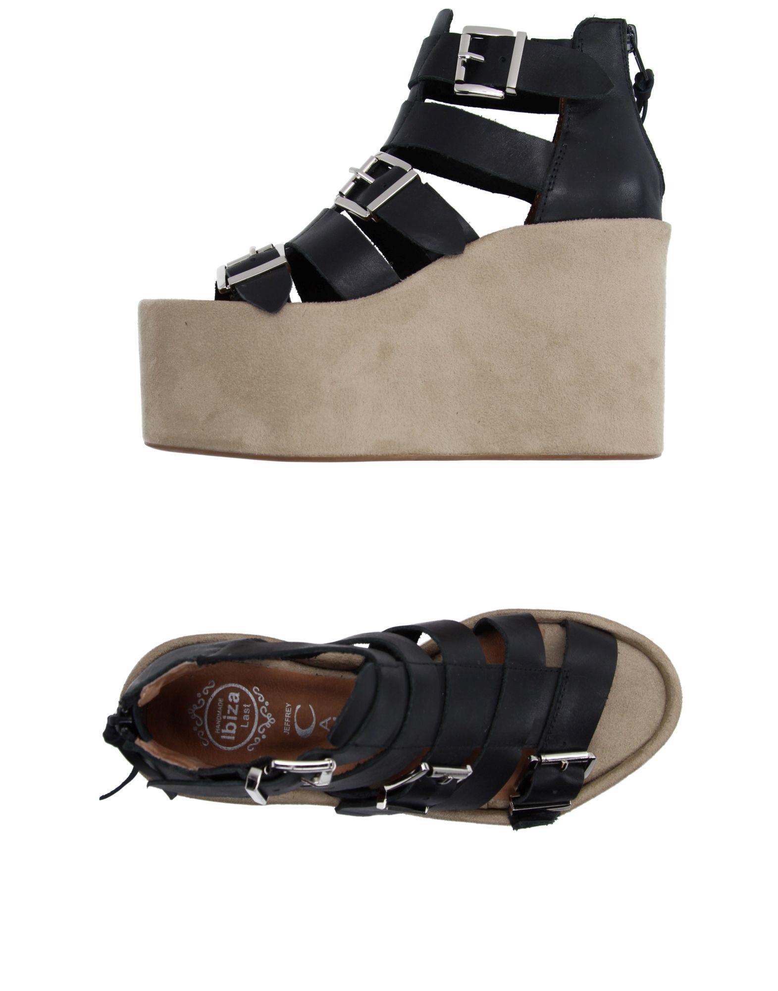 Jeffrey Campbell Shoes Black Pacific
