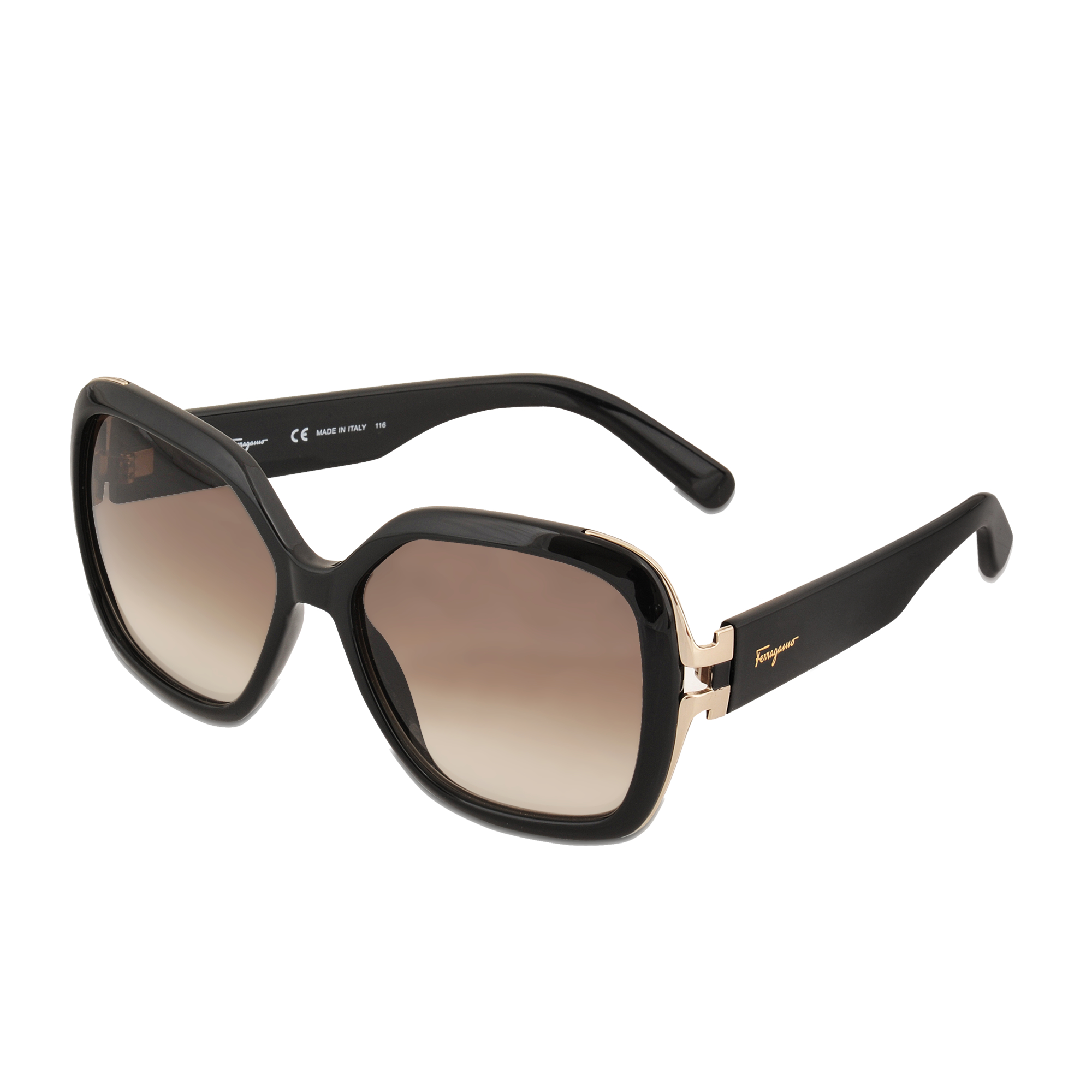 Ferragamo Synthetic Sf781s Sunglasses in Grey