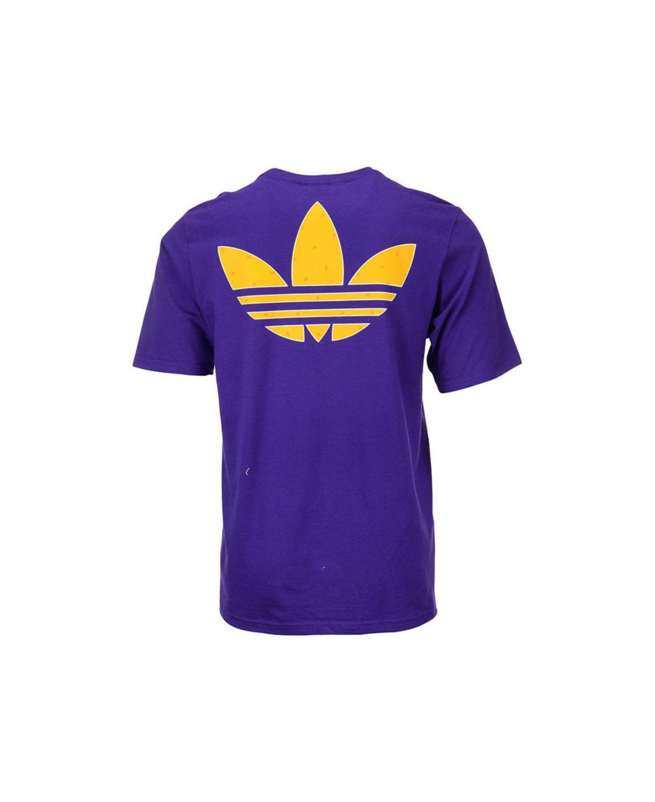 Lakers Shirt Womens