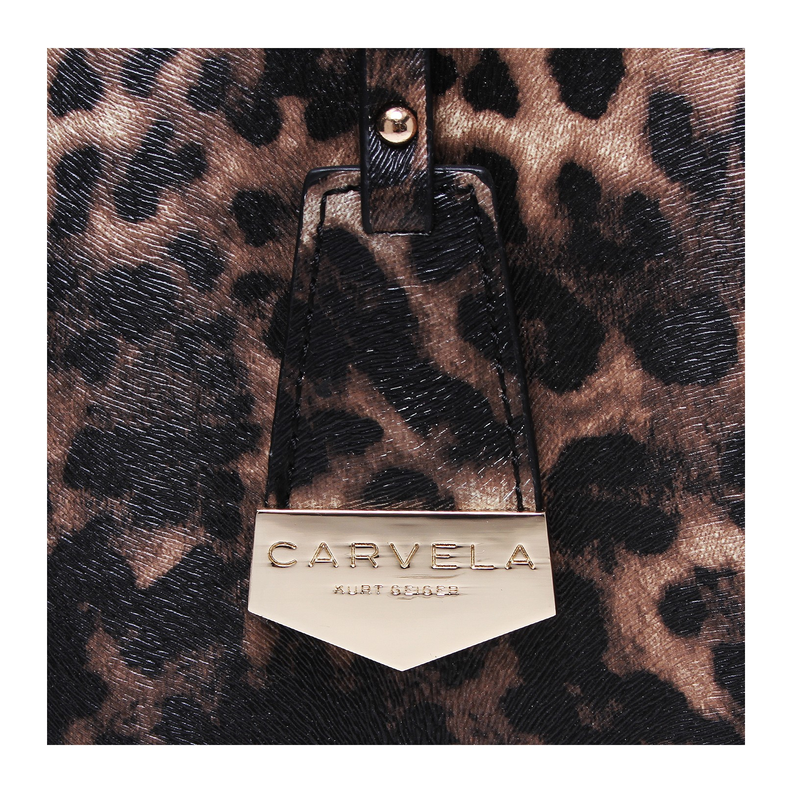 Carvela Kurt Geiger Hera Leopard Tote
