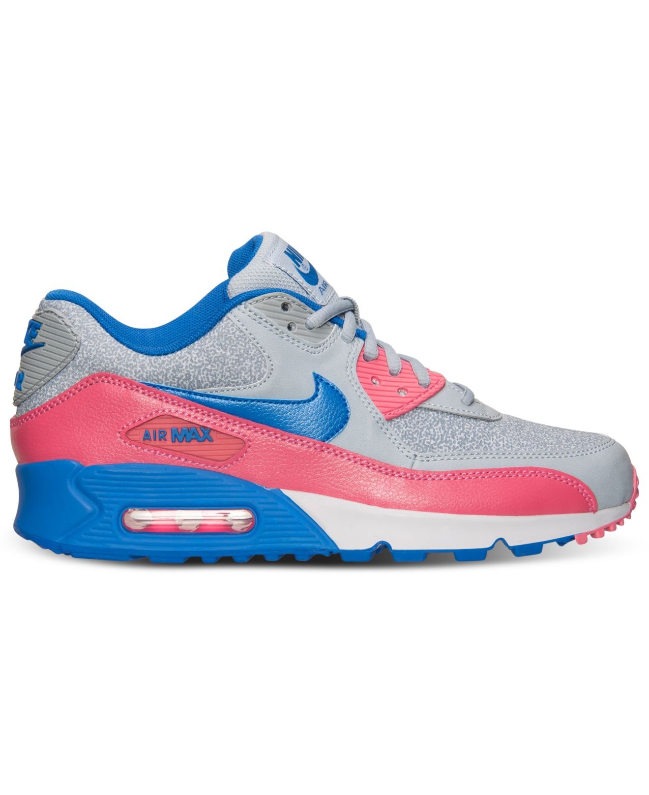 low priced b177d d7f4f Nike Women S Air Max 90 Running Sneakers From Finish Line .