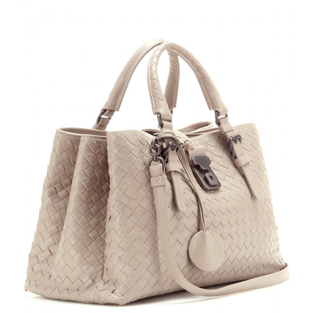 2019 year for women- Veneta bottega intrecciato rome bag collection