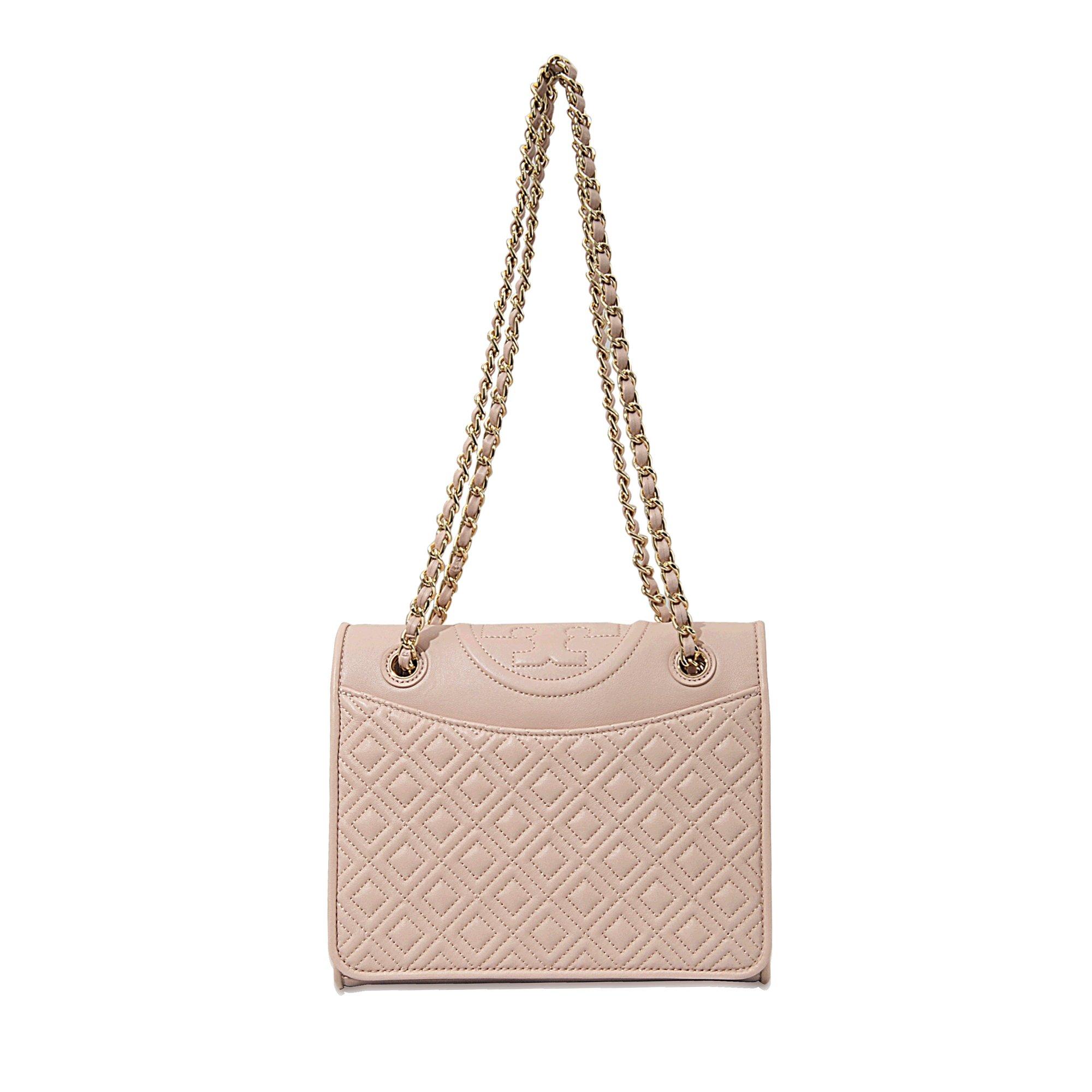 Tory Burch Fleming Medium Bag In Pink Lyst