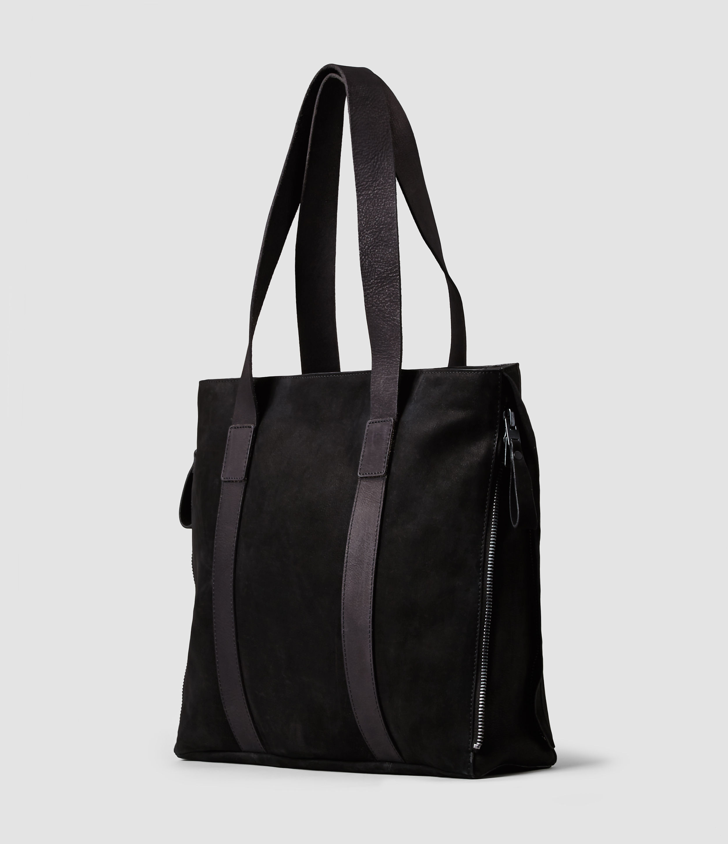 Allsaints Thorpe Tote Bag in Black for Men | Lyst