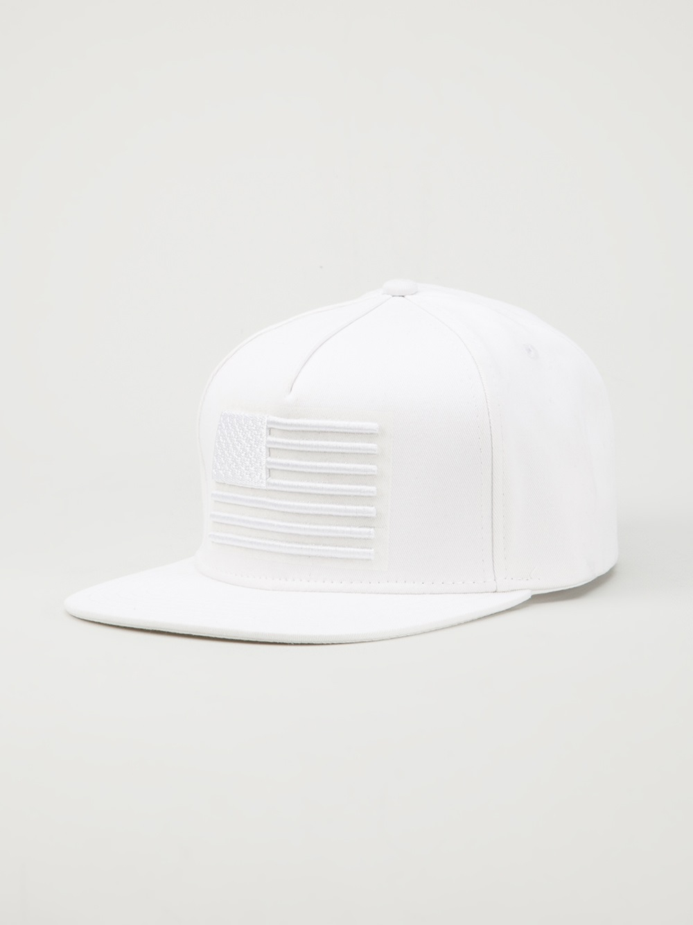 Lyst - Stampd 3d American Flag Hat in White for Men 51eecabb787