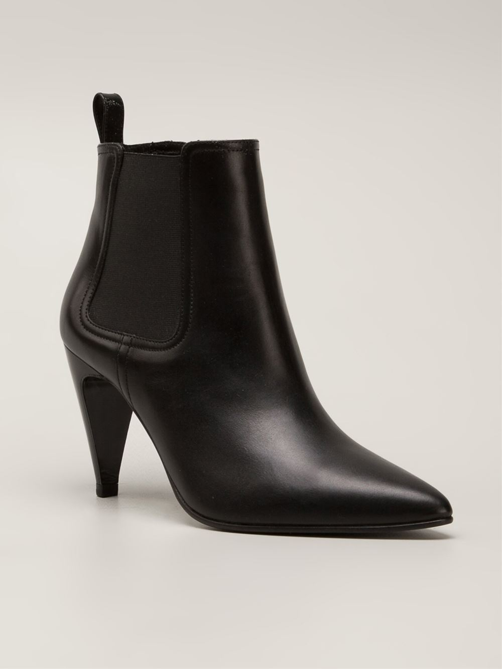 Robert Clergerie Kute Boots in Black